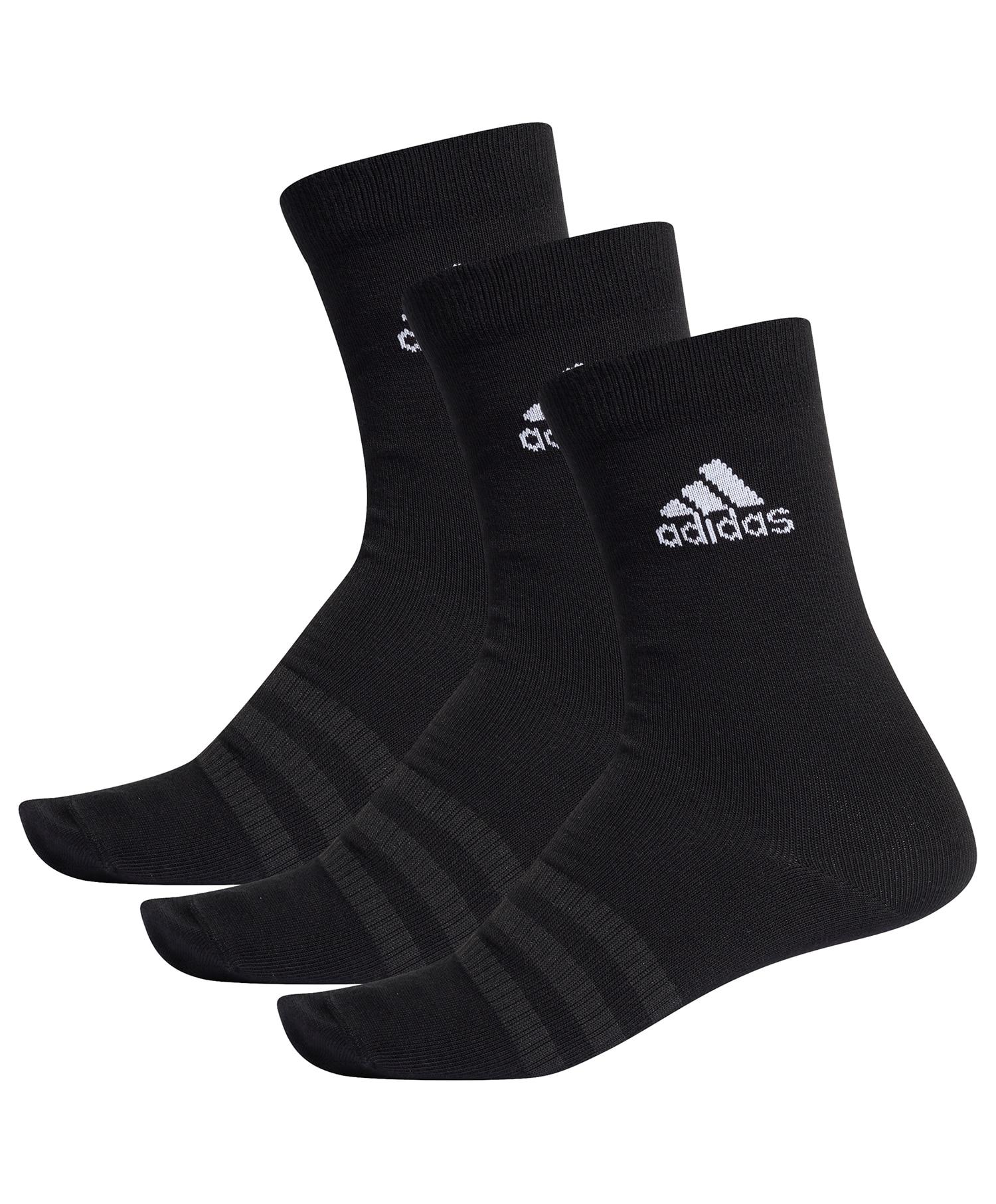 ADIDAS 3pk sokk