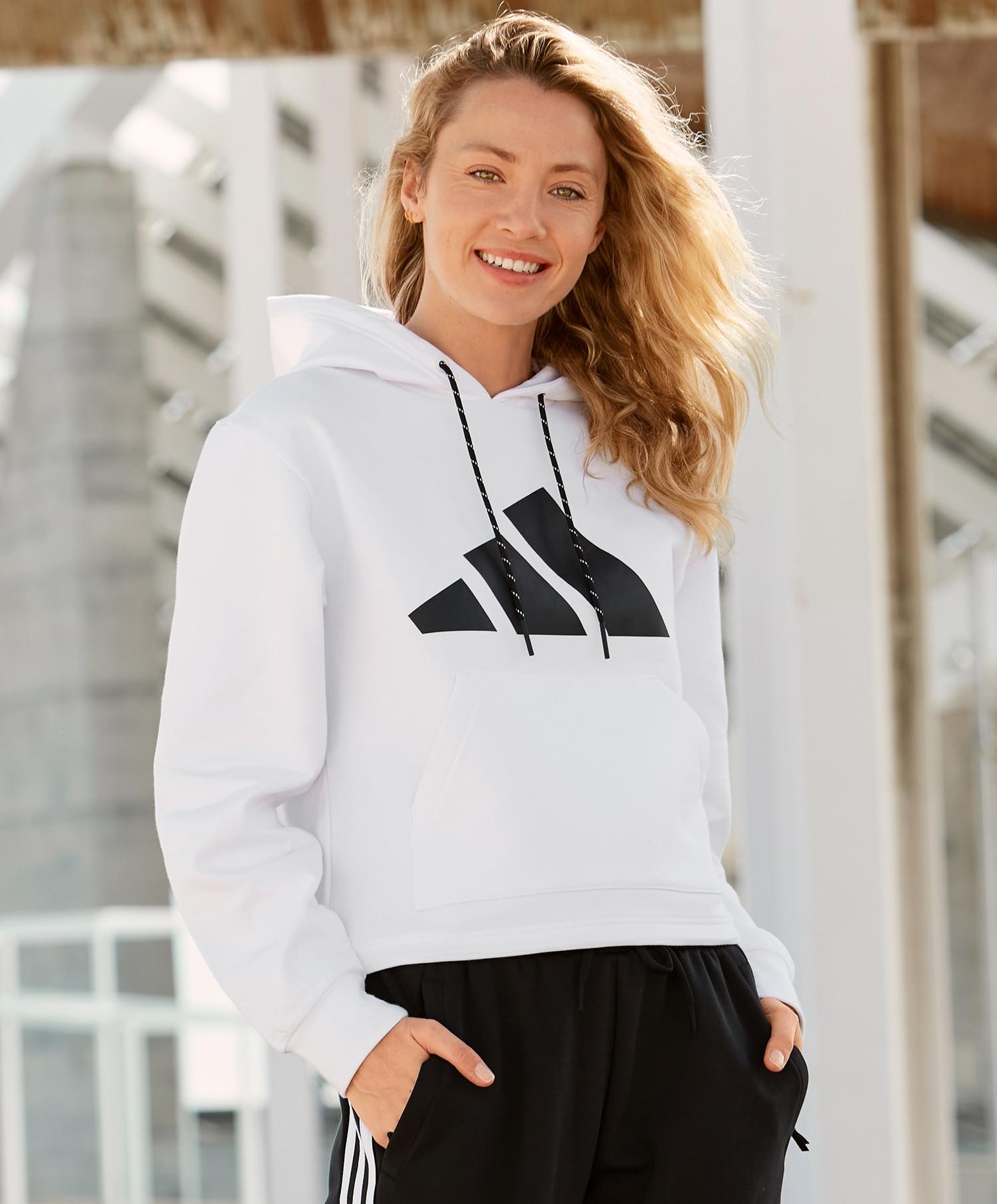 Adidas HOODIE genser