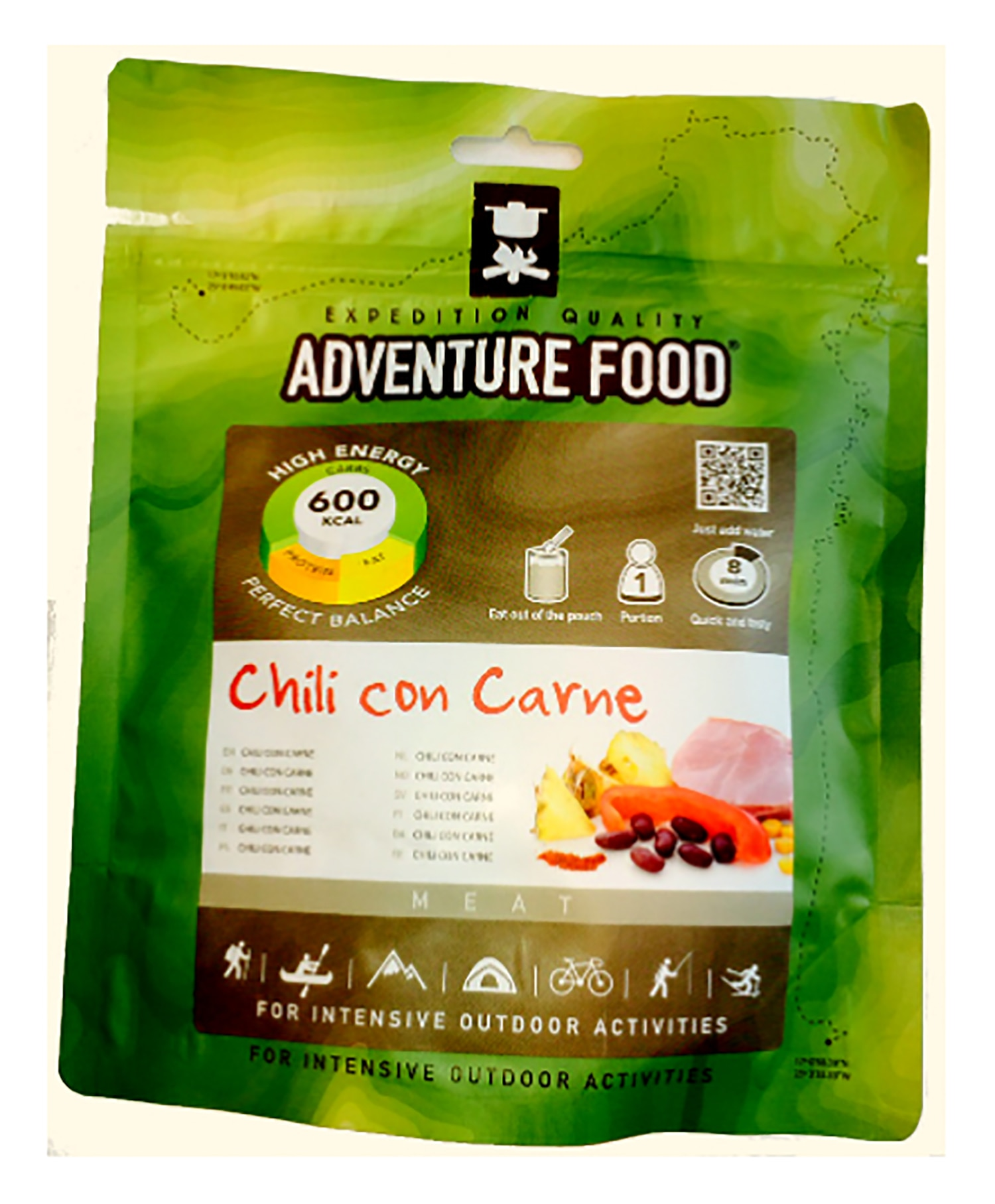 Adventure Food Chilly Con Carne