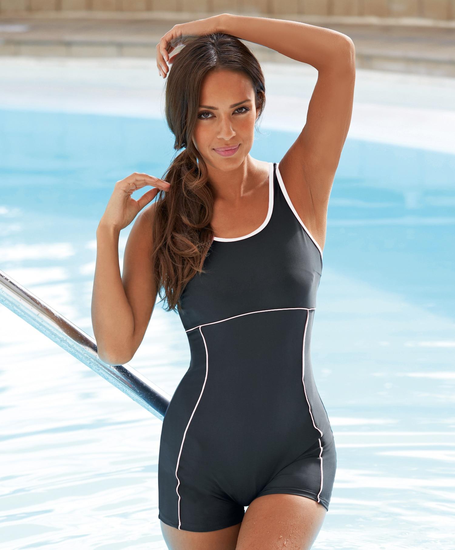 Badedrakt/bodysuit dame