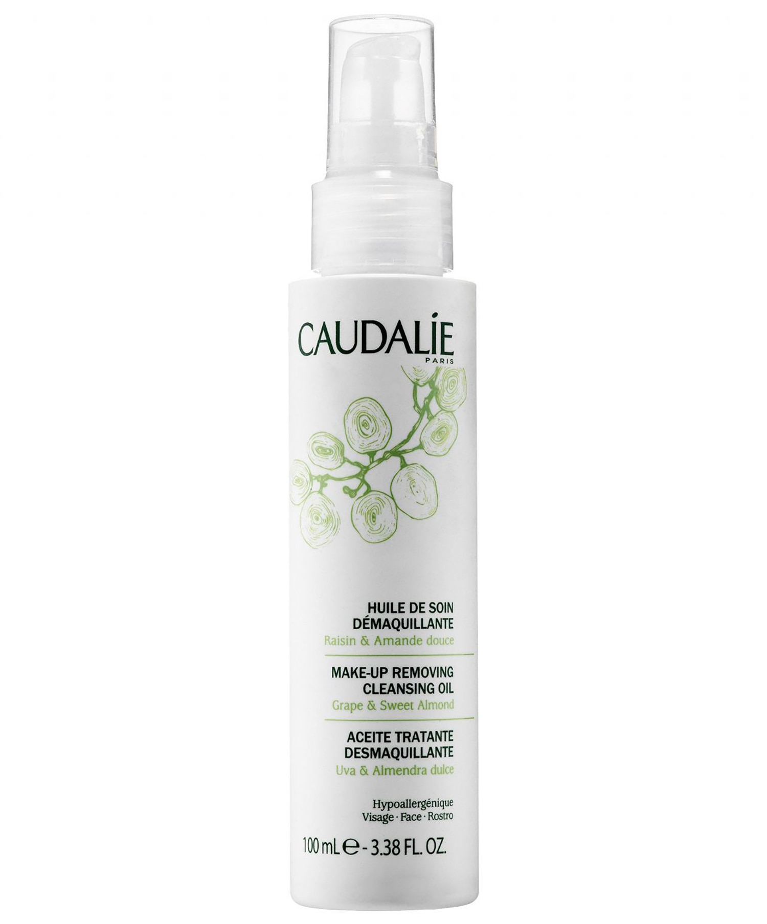 Caudalie Makeup Removing Cleansing Oil