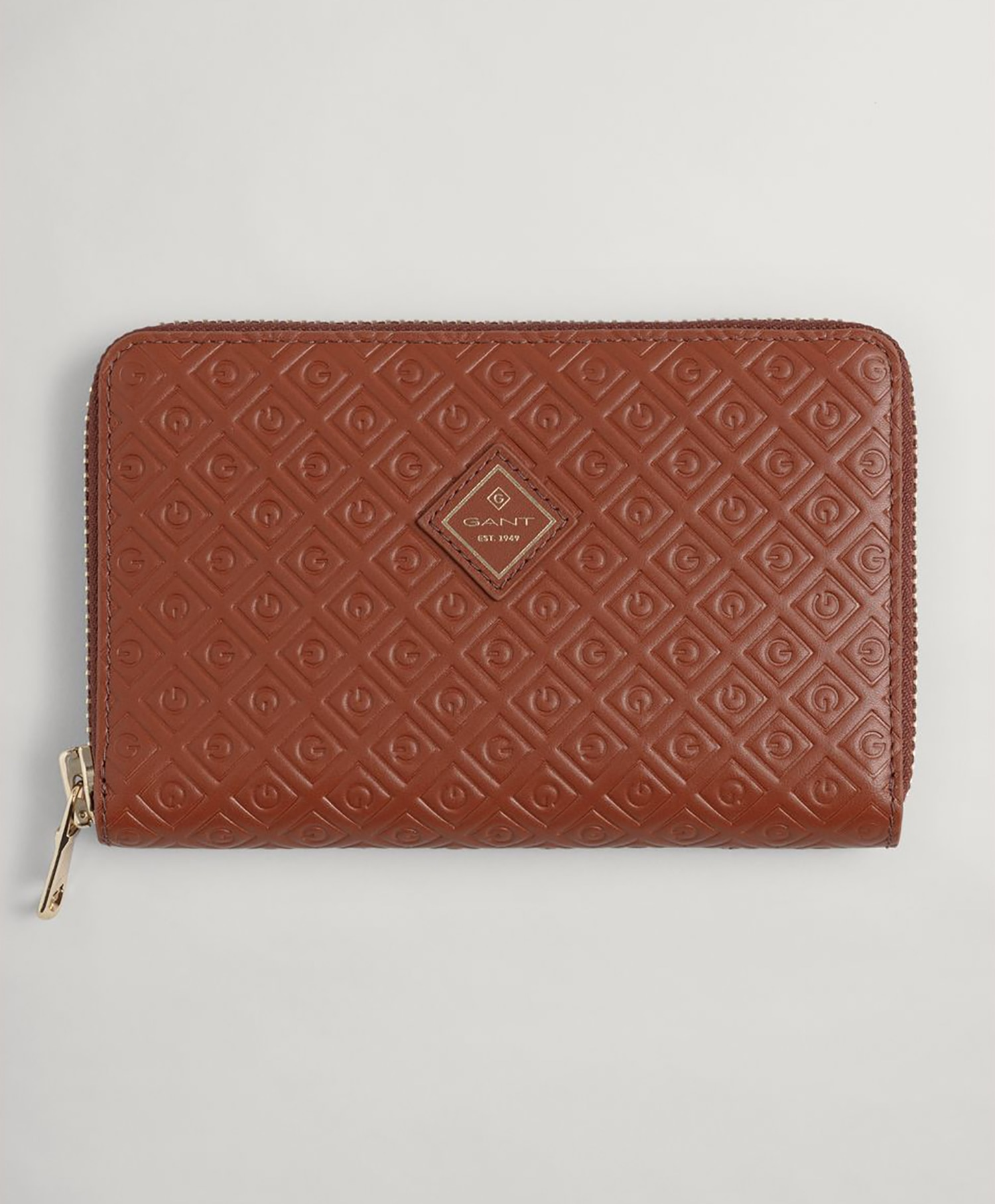 D1. Icon Gant Leather wallet