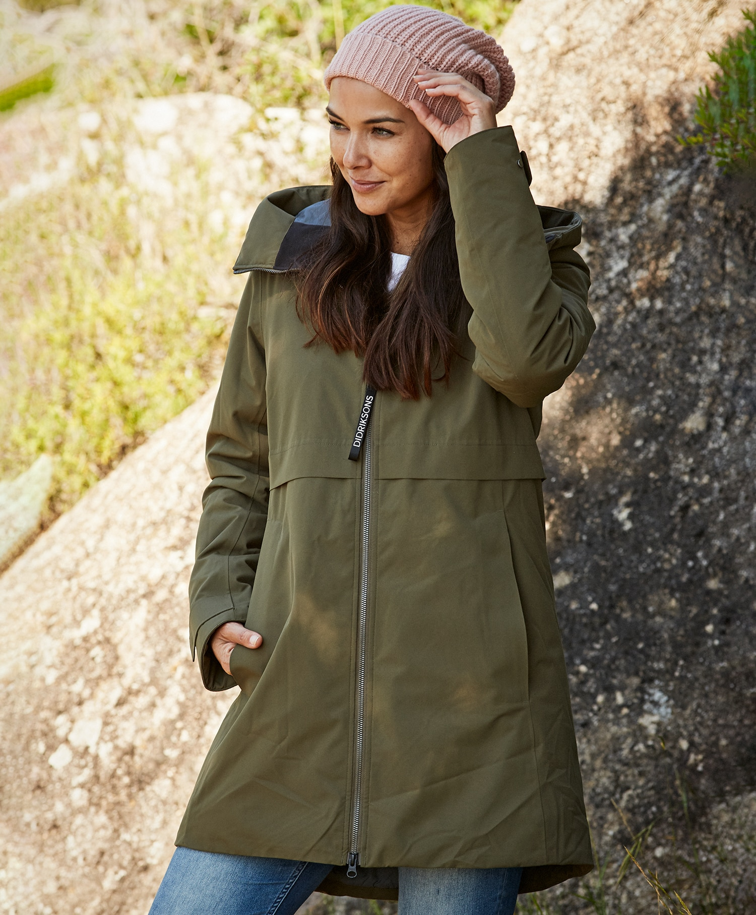 Didriksons Helle parkas