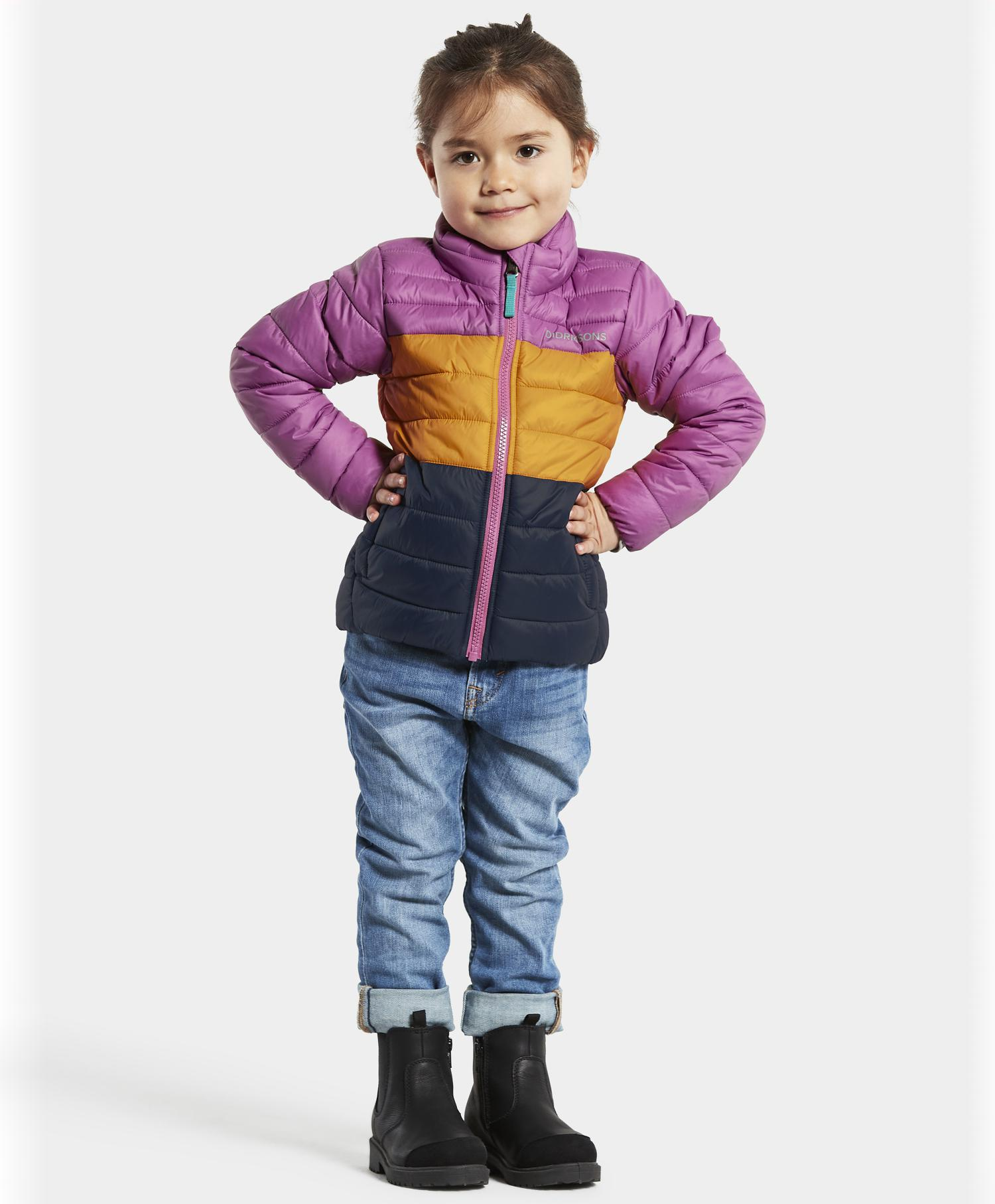 Didriksons Puff Kids Jacket