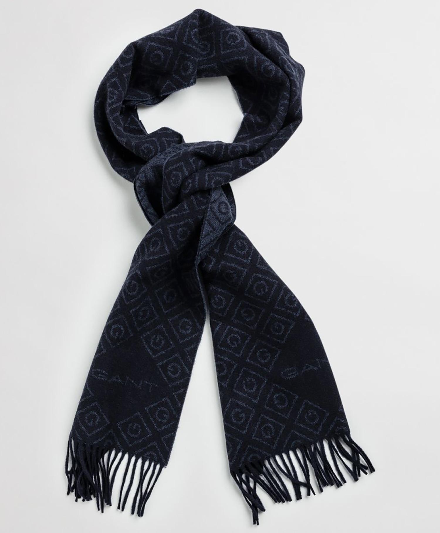Gant Icon wool skjerf