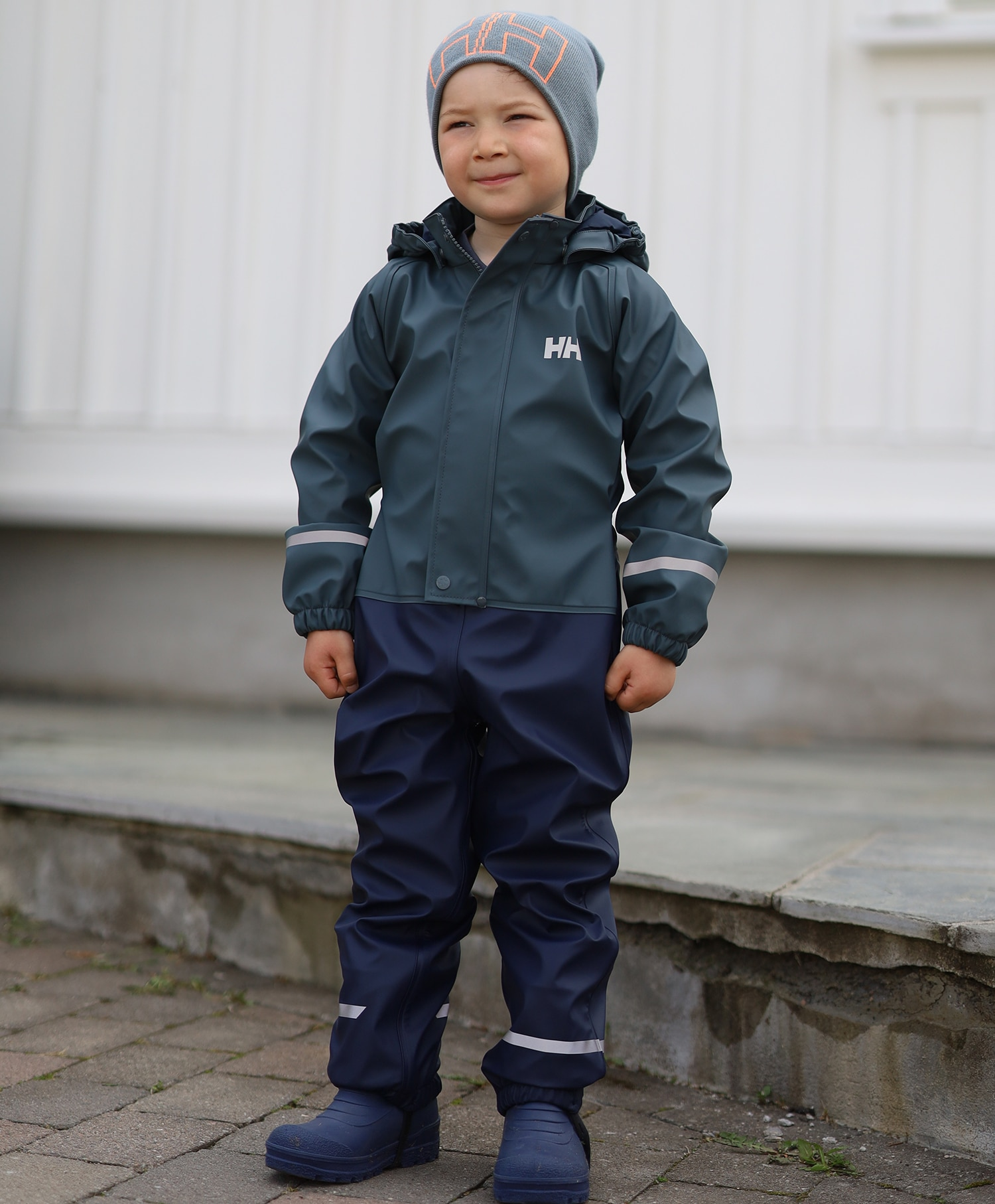 Helly Hansen Bergen Fleece PU Suit