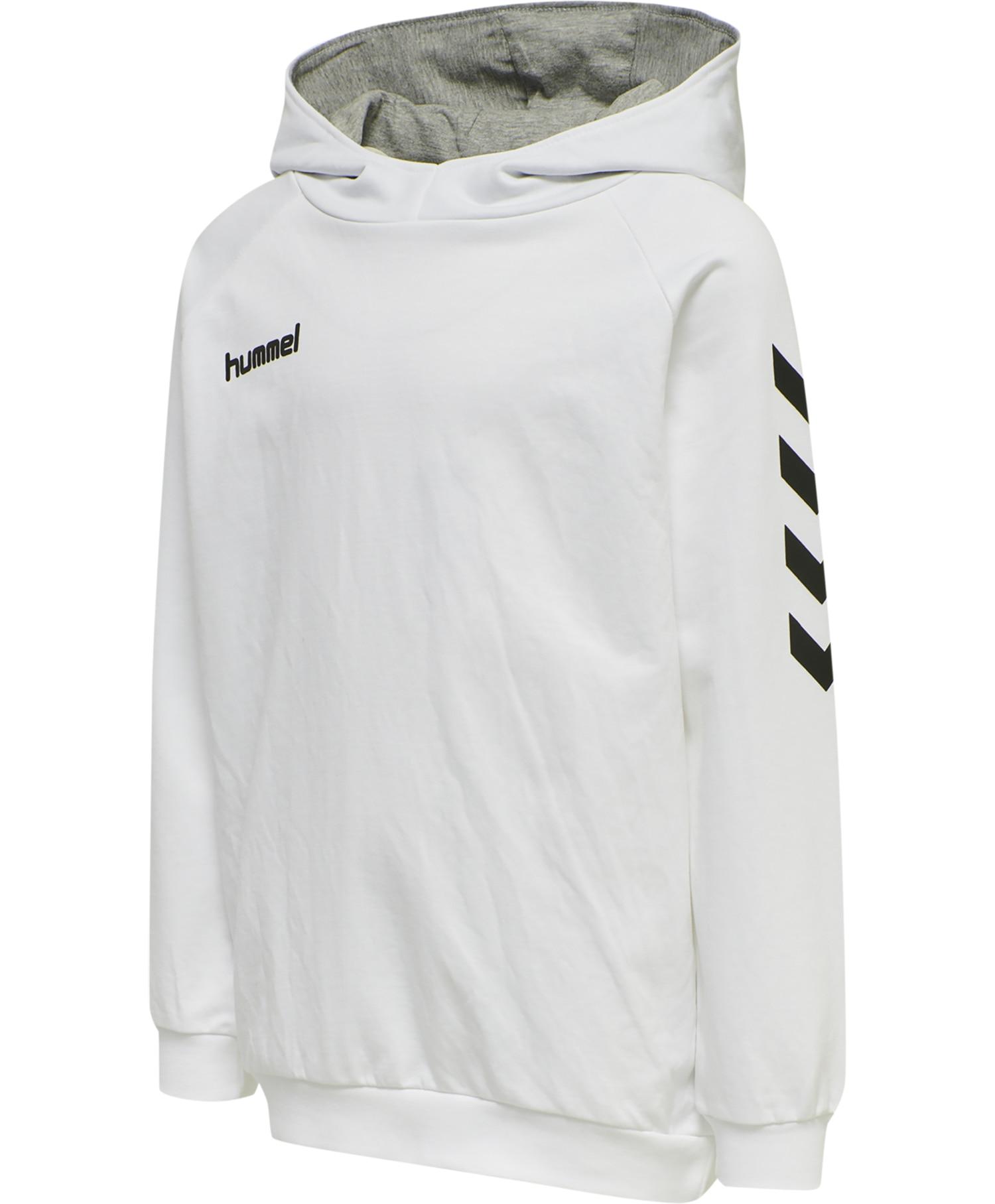 Hummel cotton hoodie