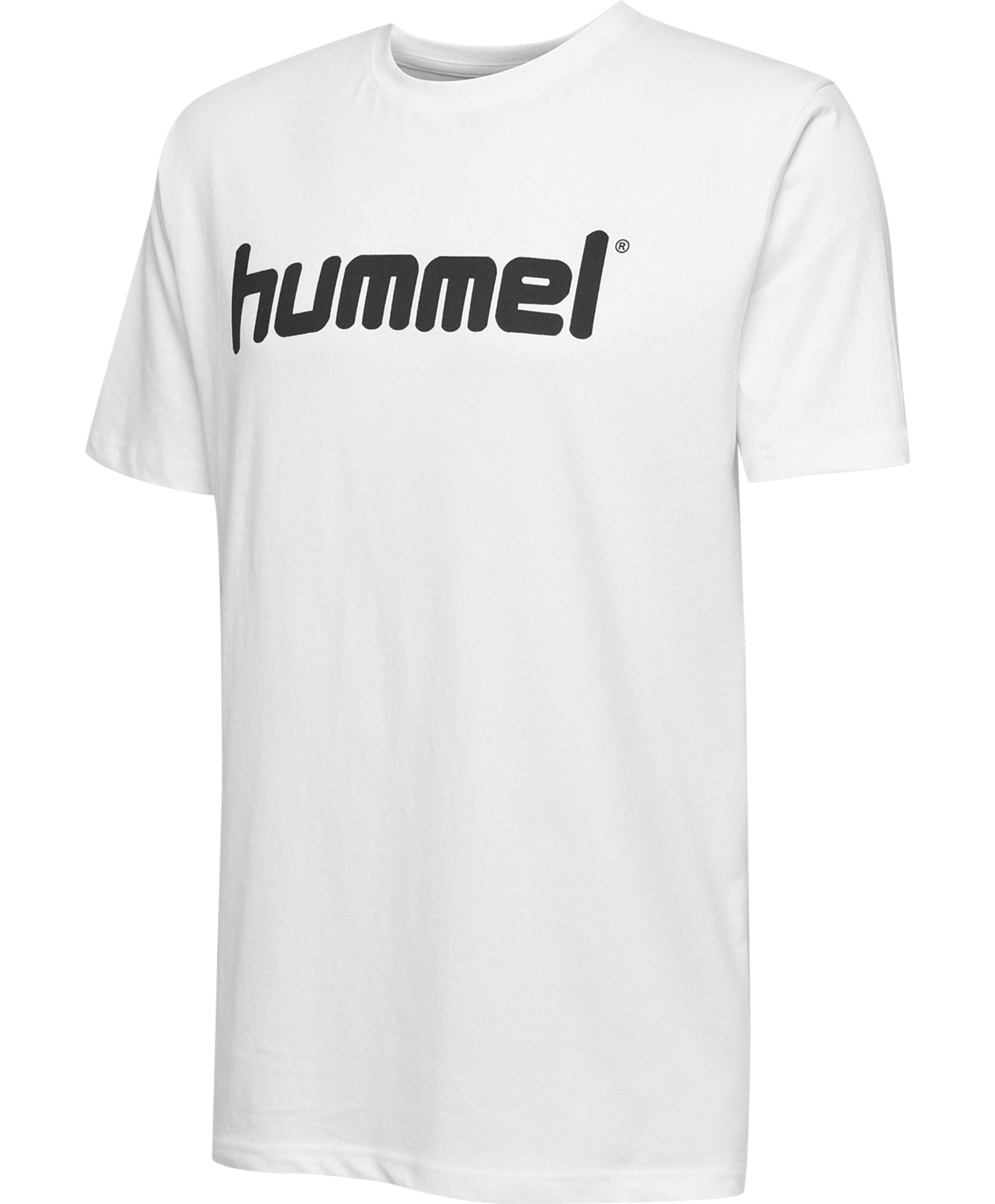 Hummel cotton logo tee