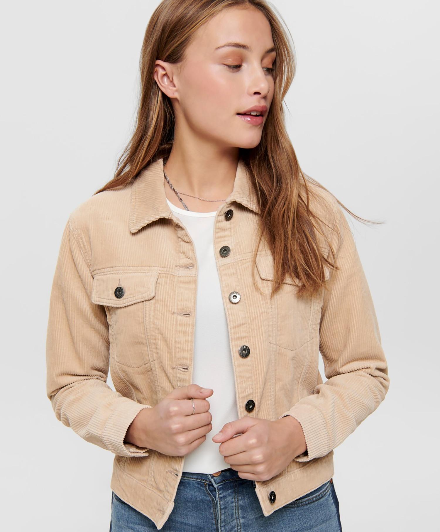 JDY Kiraz Cord jacket