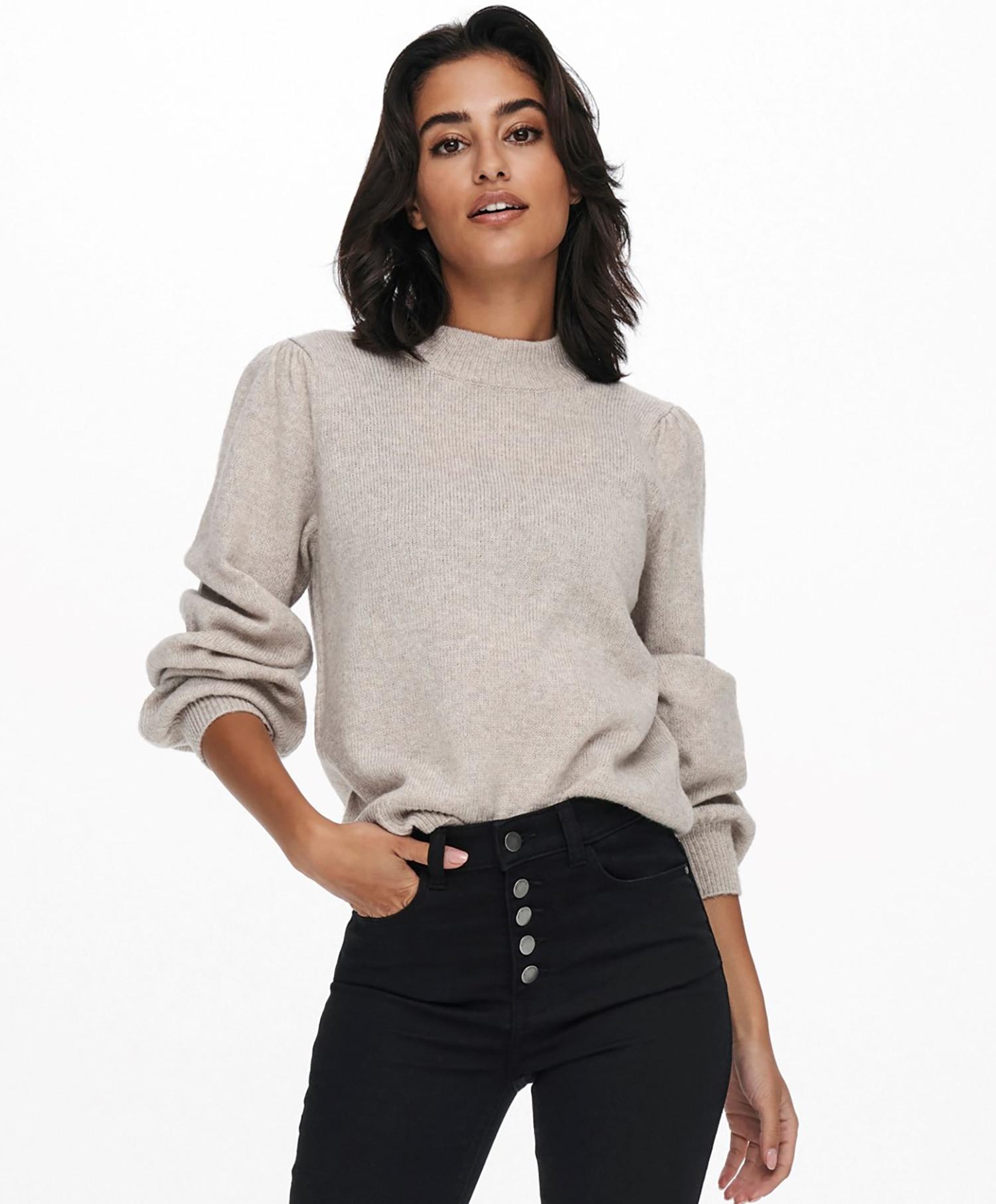 JDY Rue L/S Pullover knitt