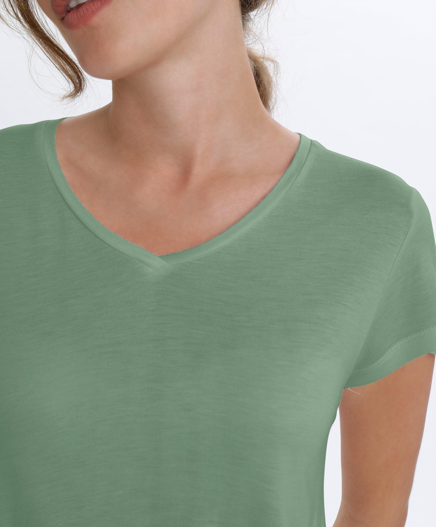 Kaffe Anna V-neck t-shirt