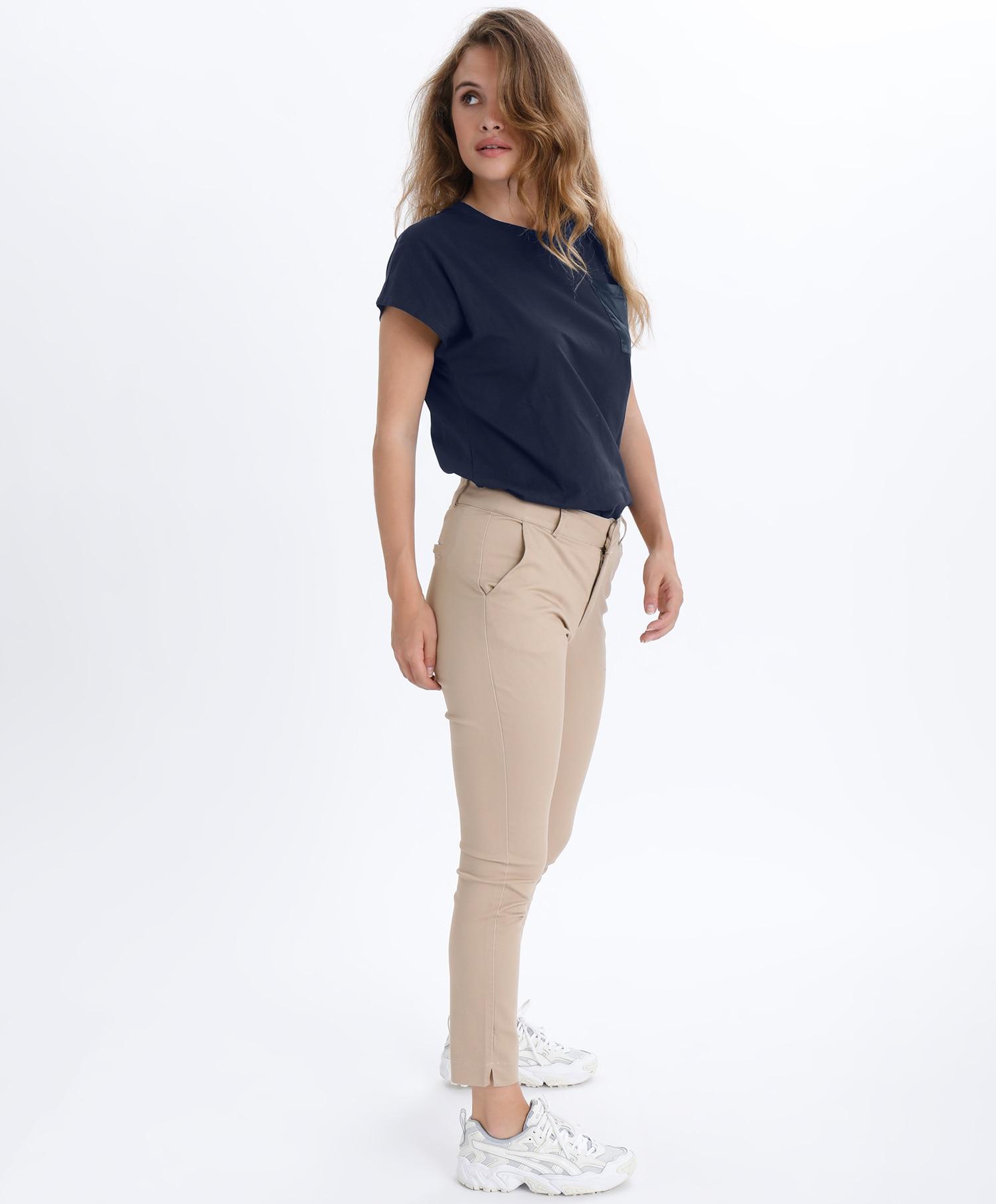 Kaffe Blanca t-skjorte