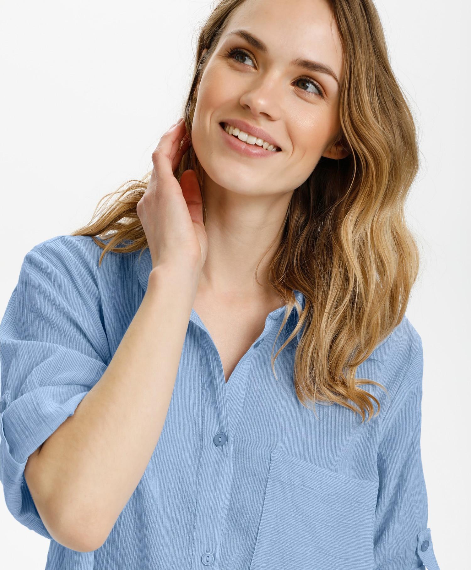 Kaffe Vivian skjortekjole