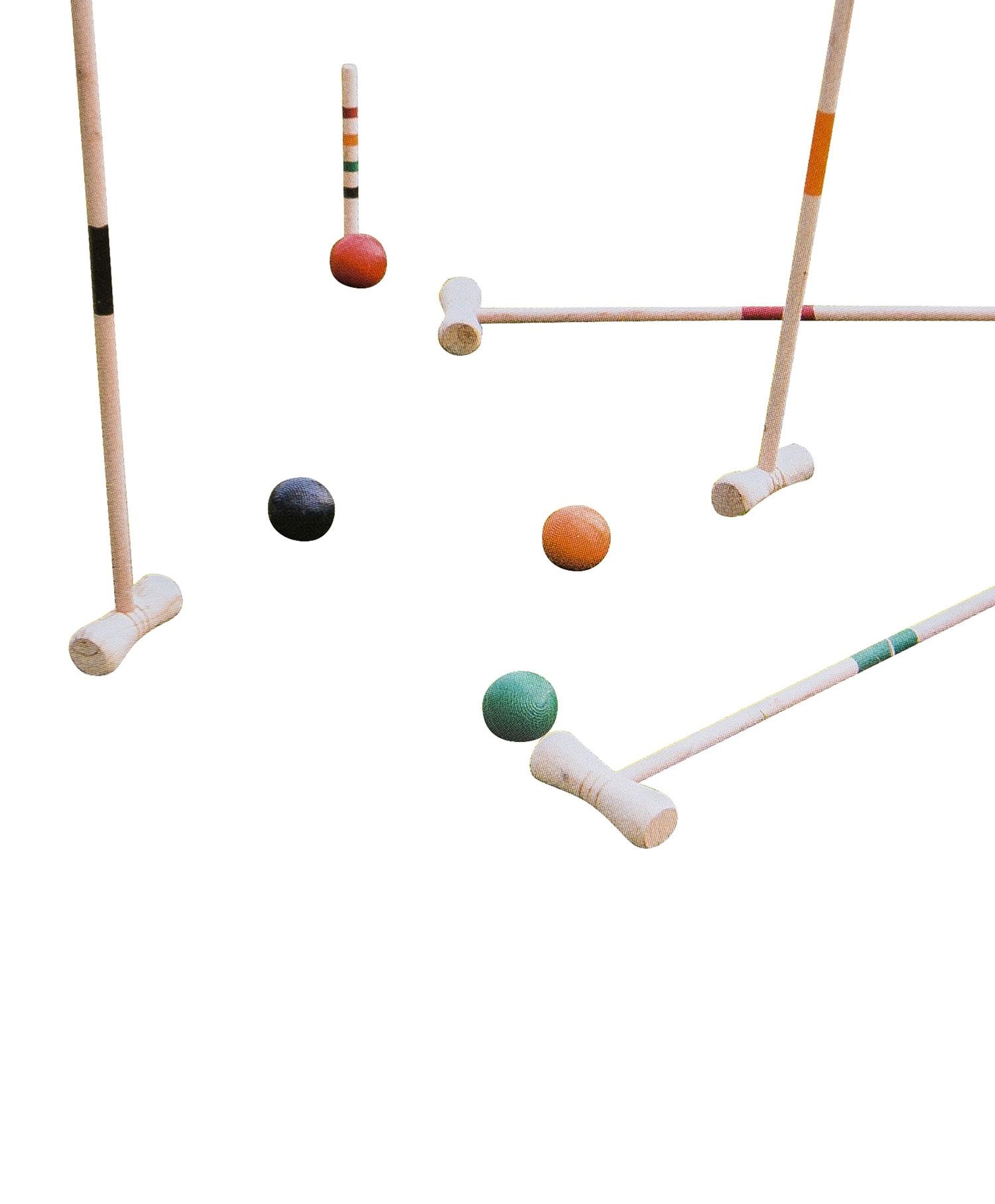 PlayX Krokkettsett