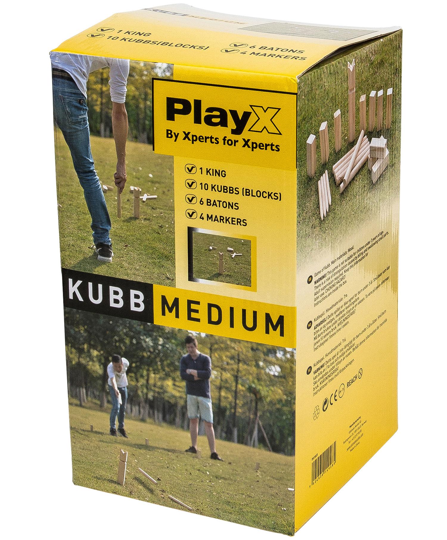 PlayX Kubb medium