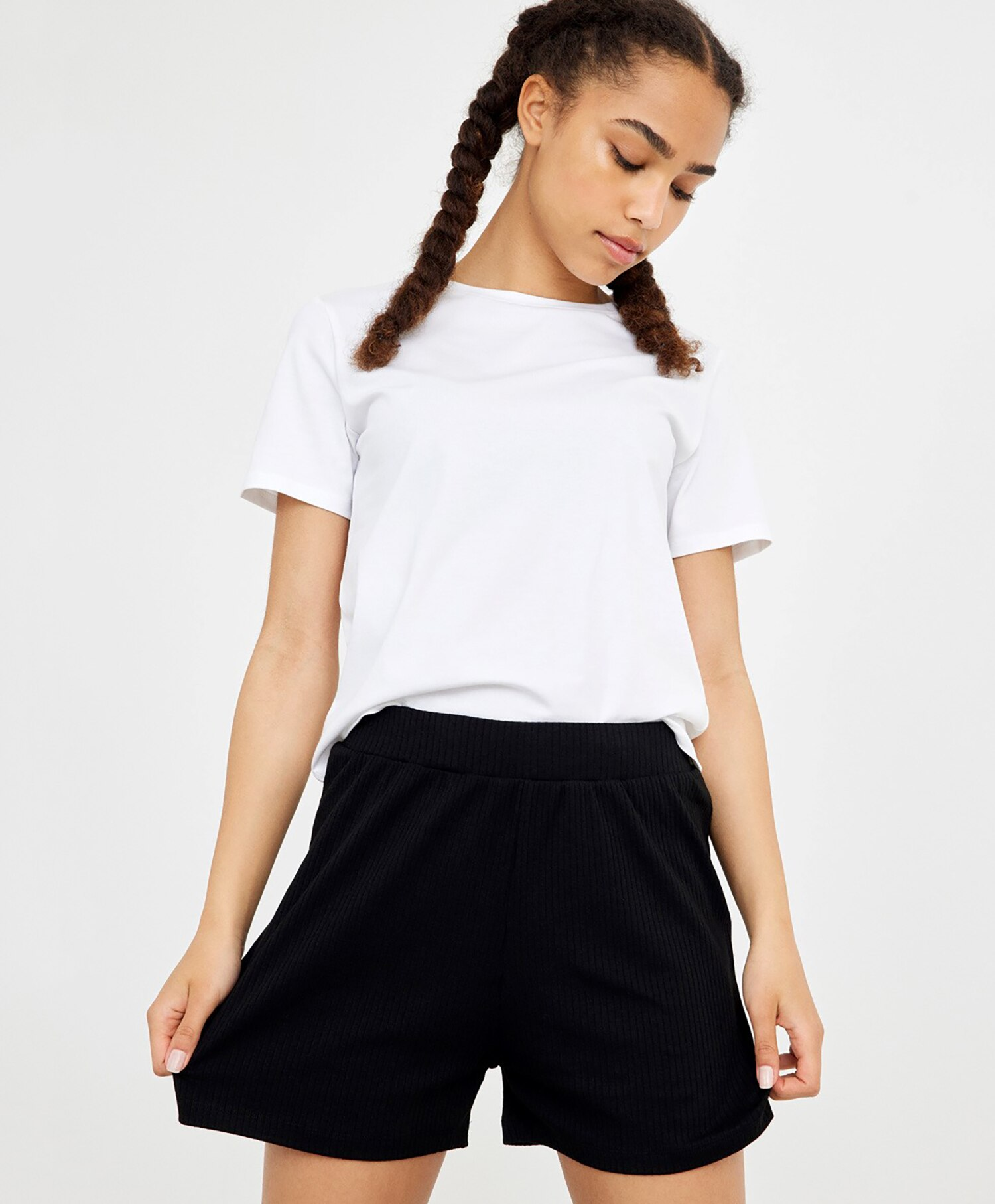 LMTD Nunne loose shorts