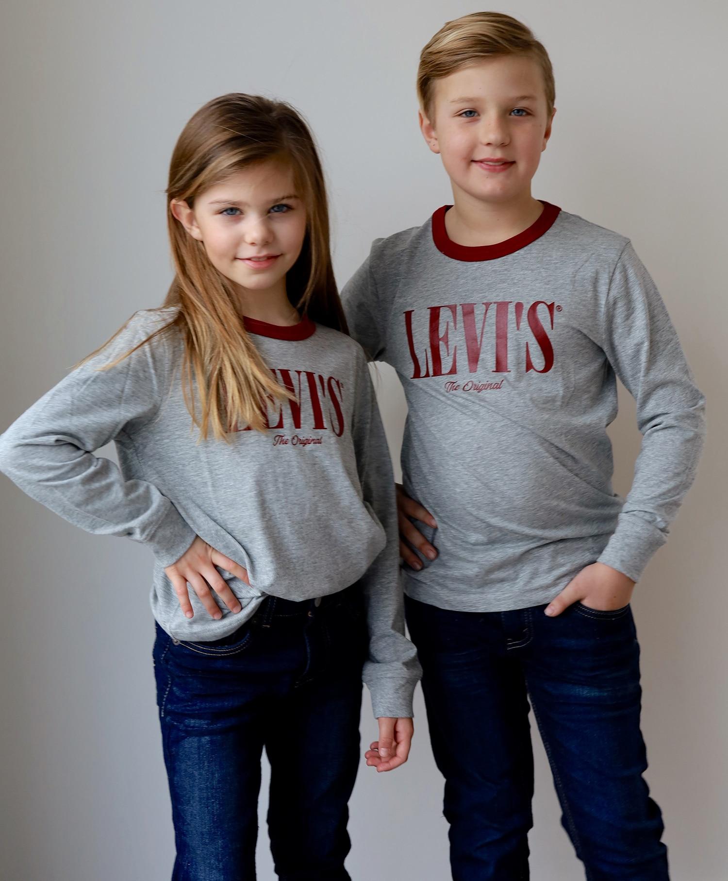Levi's langermet trøye