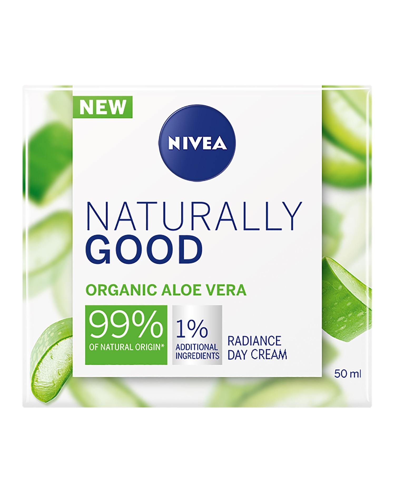Nivea Naturally Good Day Care