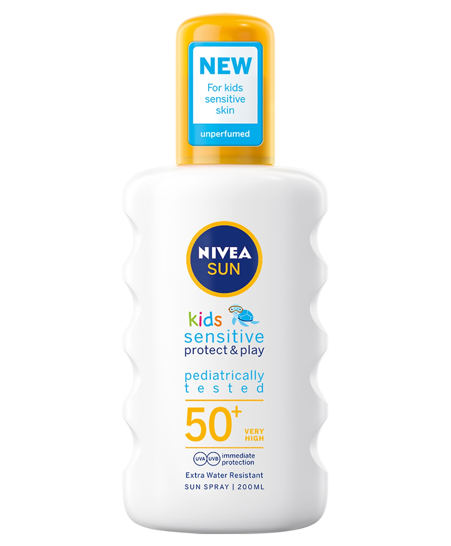 Nivea Sun Sense Kids Spray SPF50