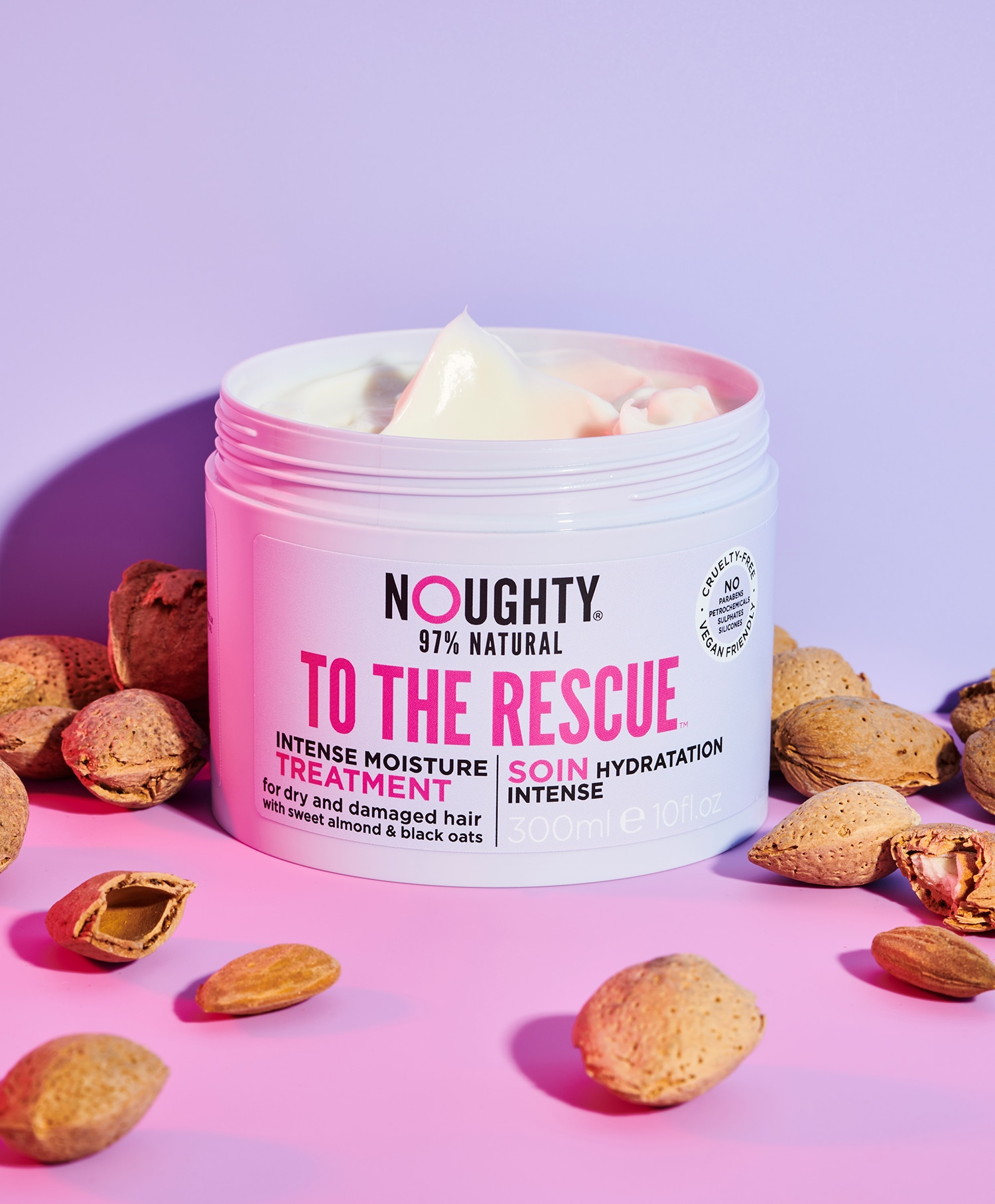 Noughty To The Rescue Intens Moisture Treatment