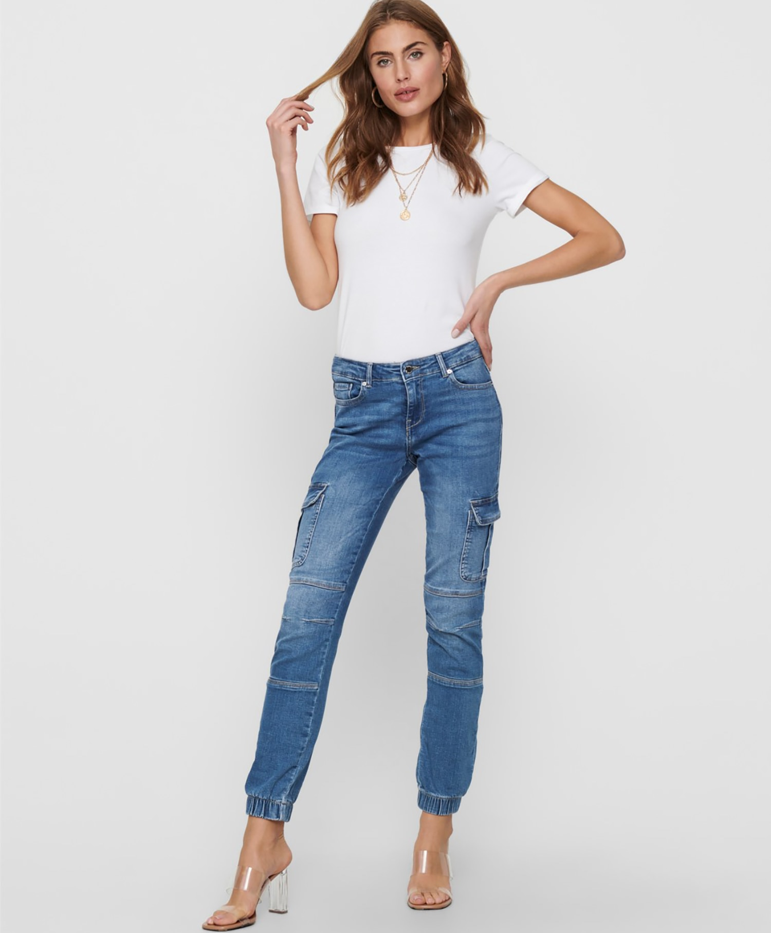 Only Missouri Cargo Jeans