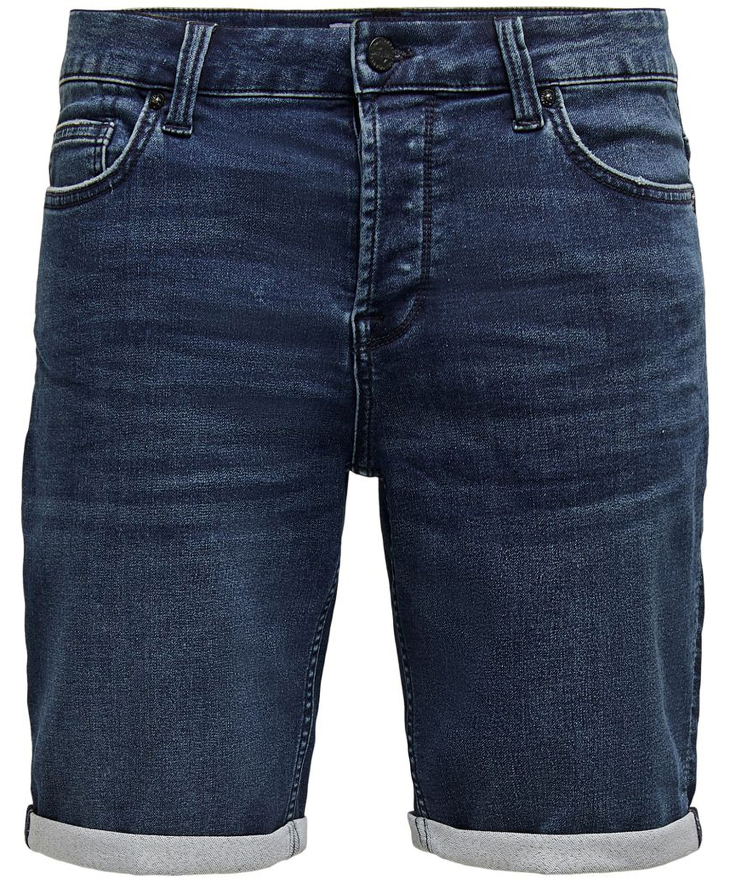 Only & Sons Life denim shorts