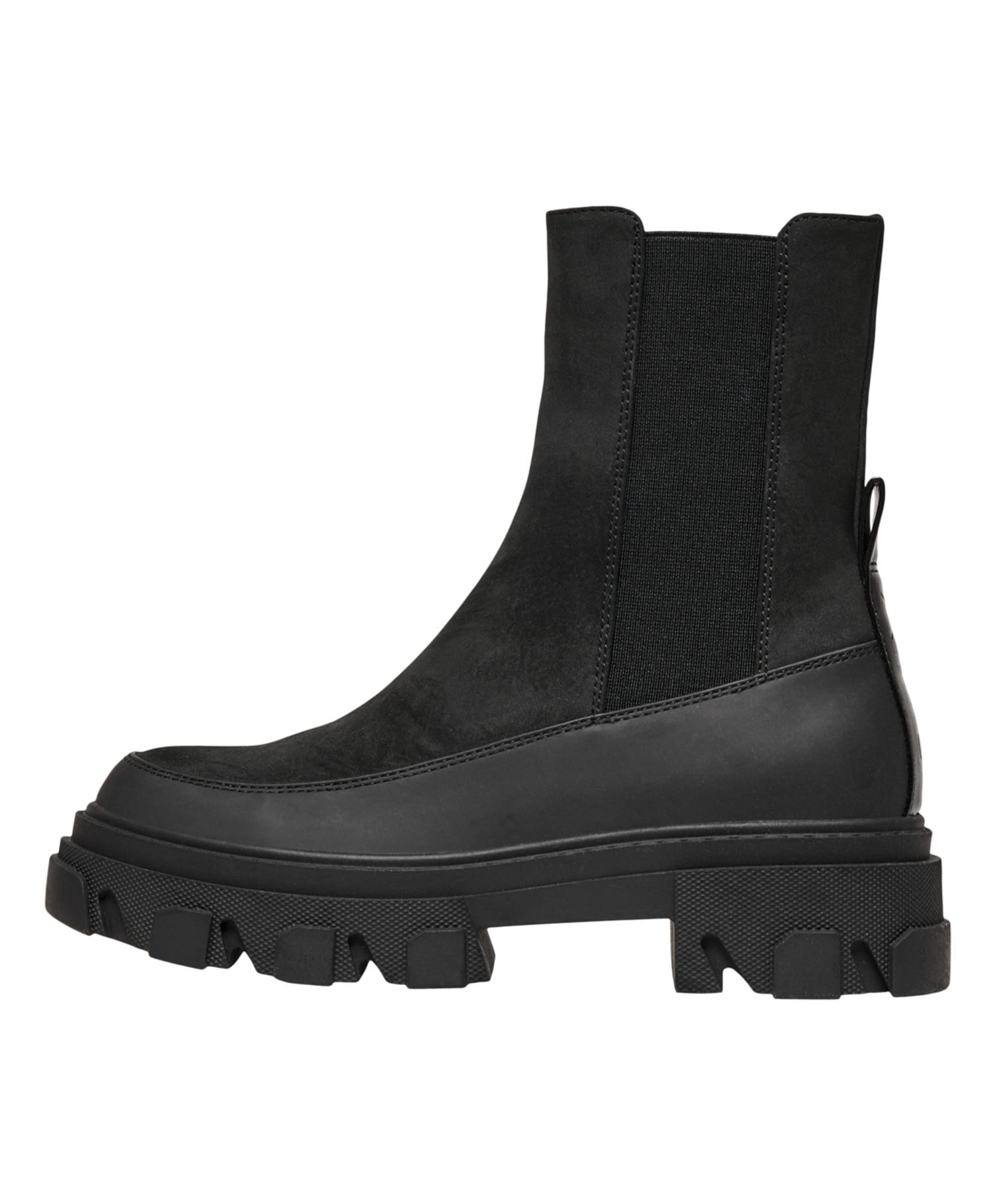 Only Tola PU CHUNKY BOOT