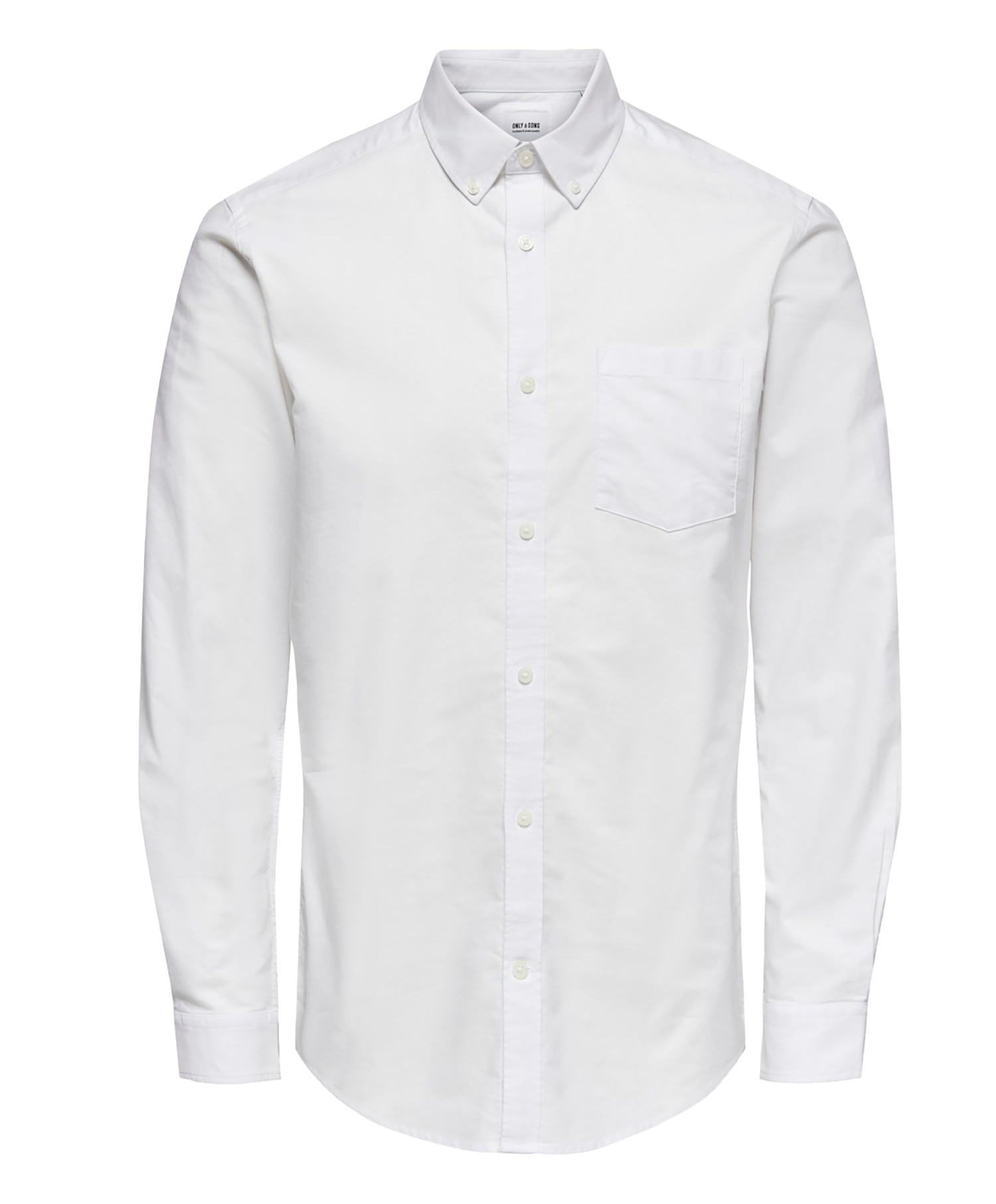 Only&Sons Organic oxford skjorte