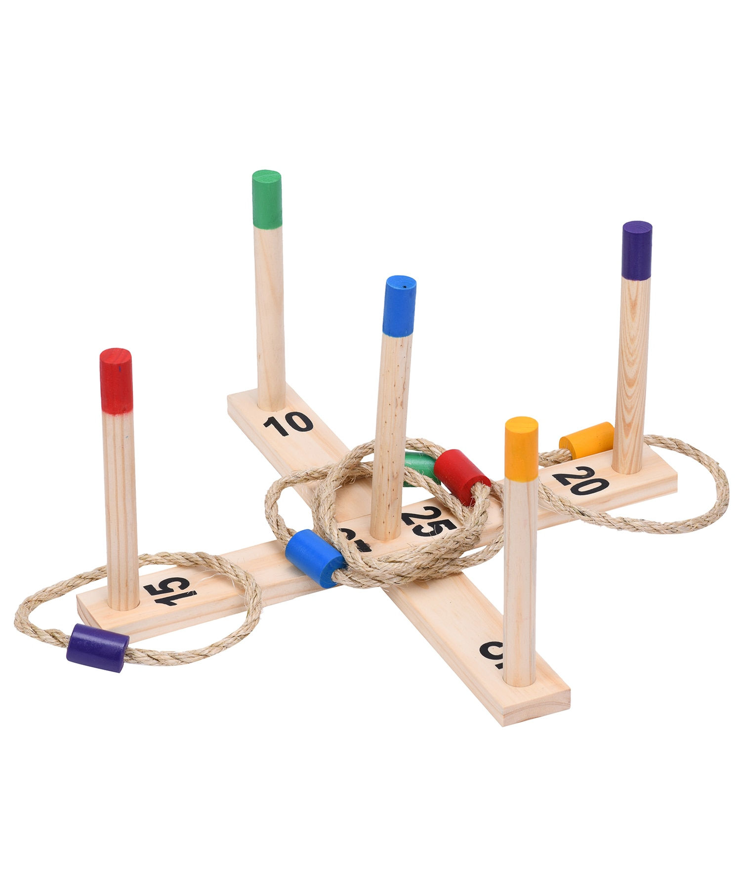 PlayX Ringspill i tre