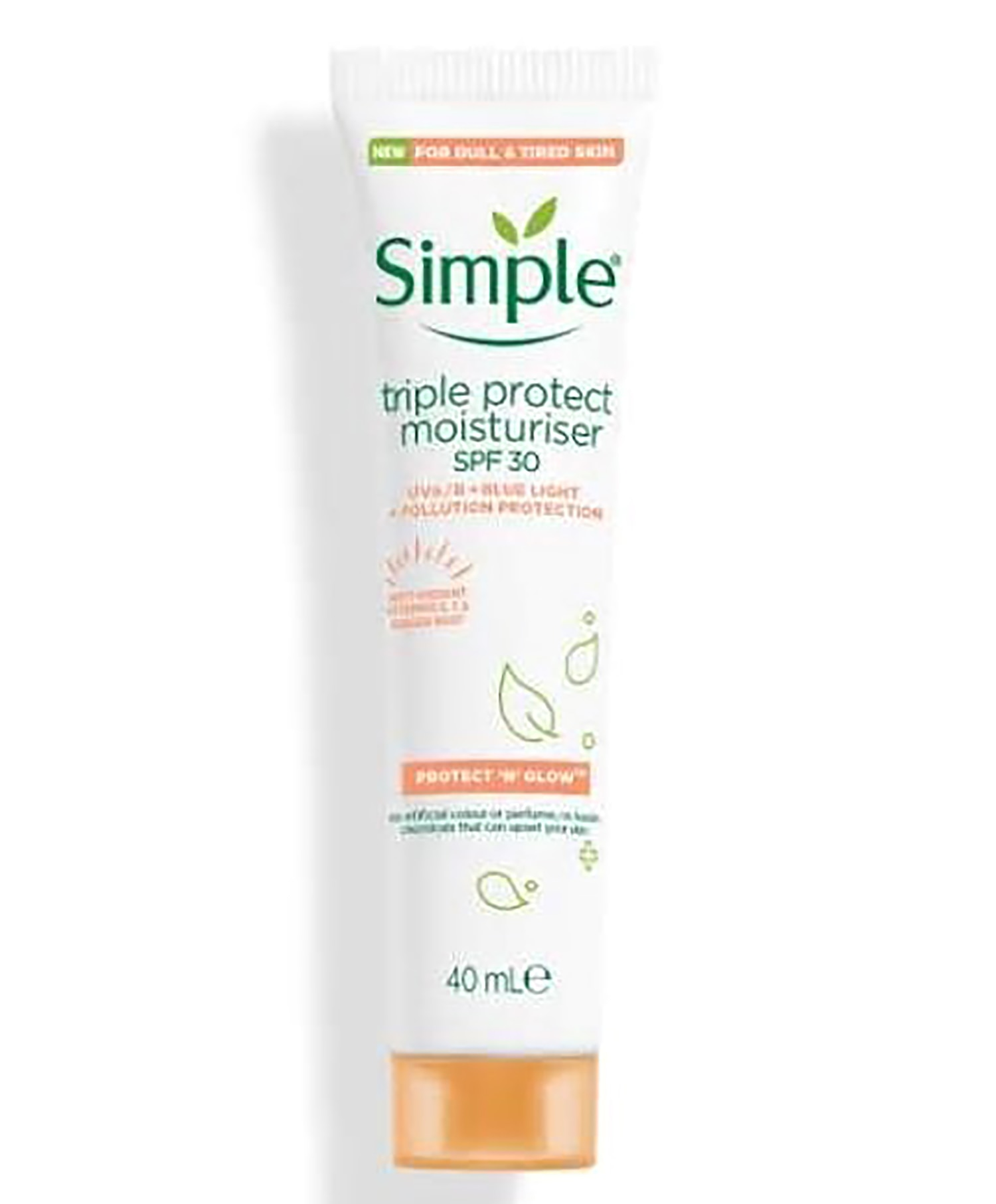 Simple Triple Protection SPF30 Moisturizer