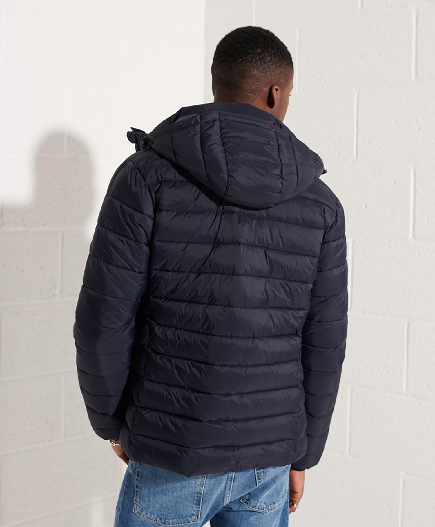 Superdry Classic Fuji Puffer Jacket
