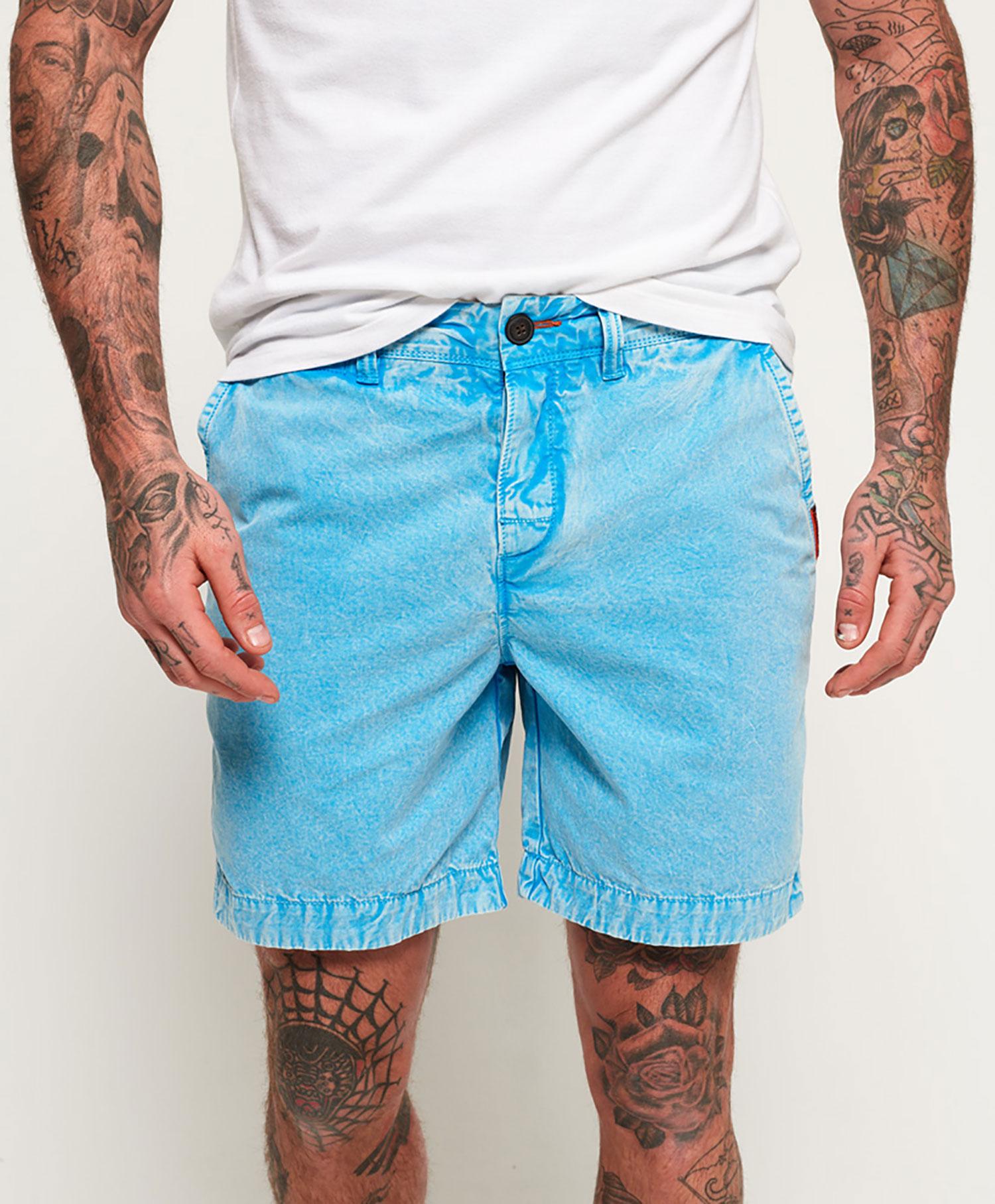 Superdry Nue Wave shorts
