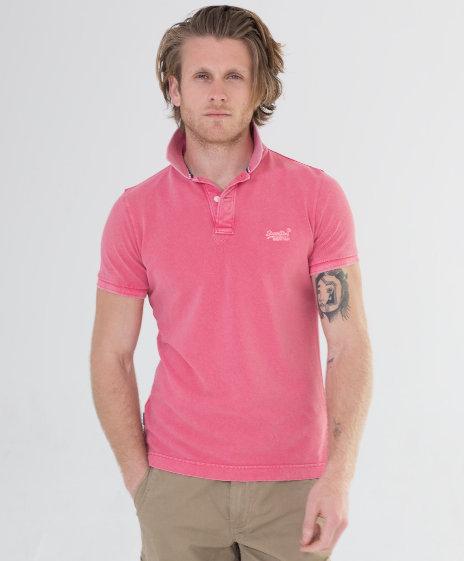 Superdry vintage polo