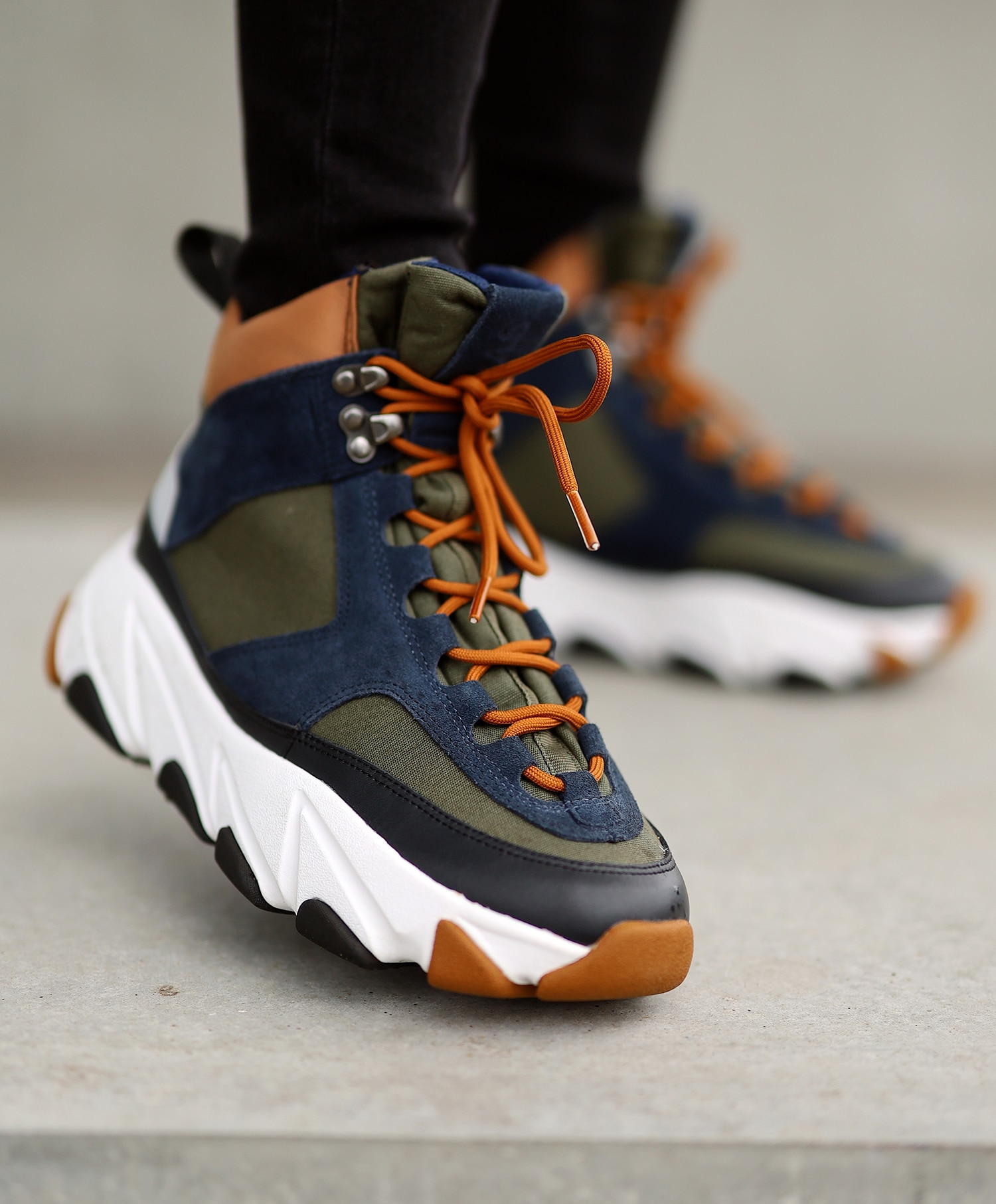 Svea Fire Sneaker Boots