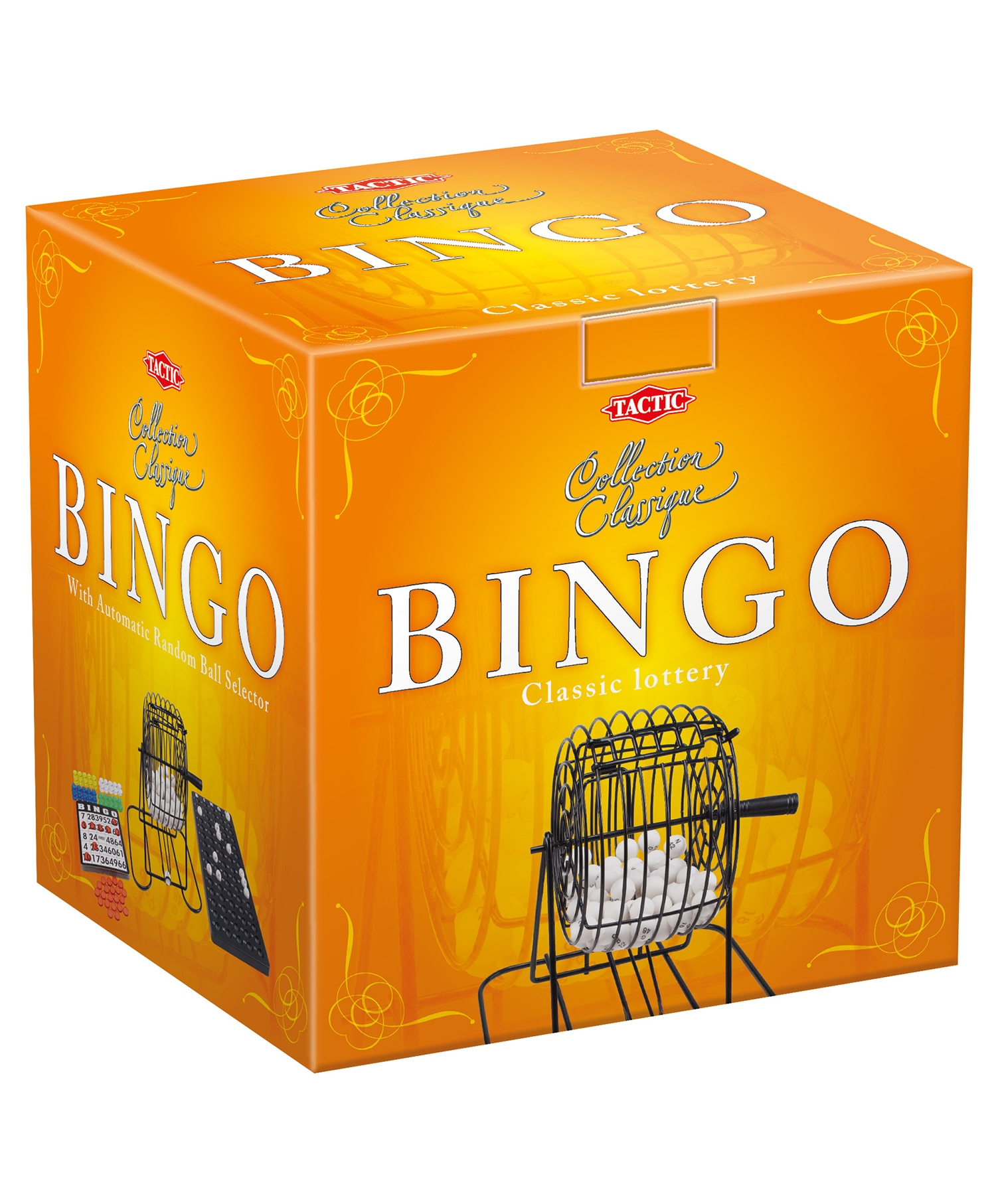 Tactic Bingo