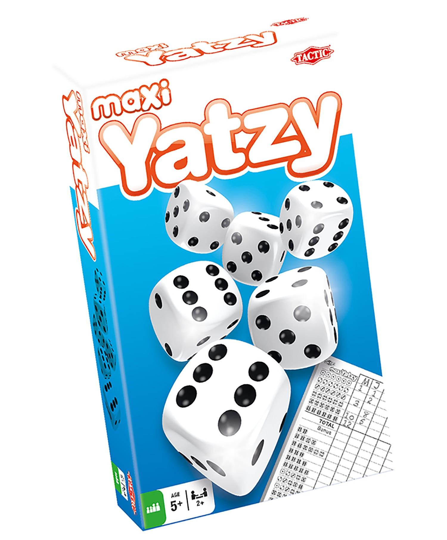 Tactic Maxi Yatzy