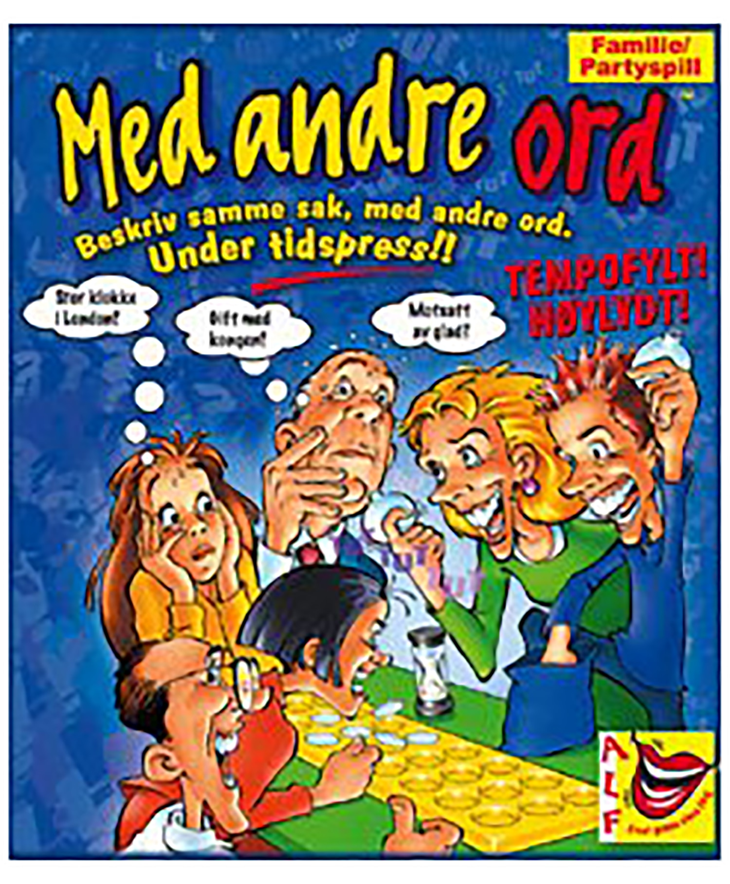 Tactic Med Andre Ord