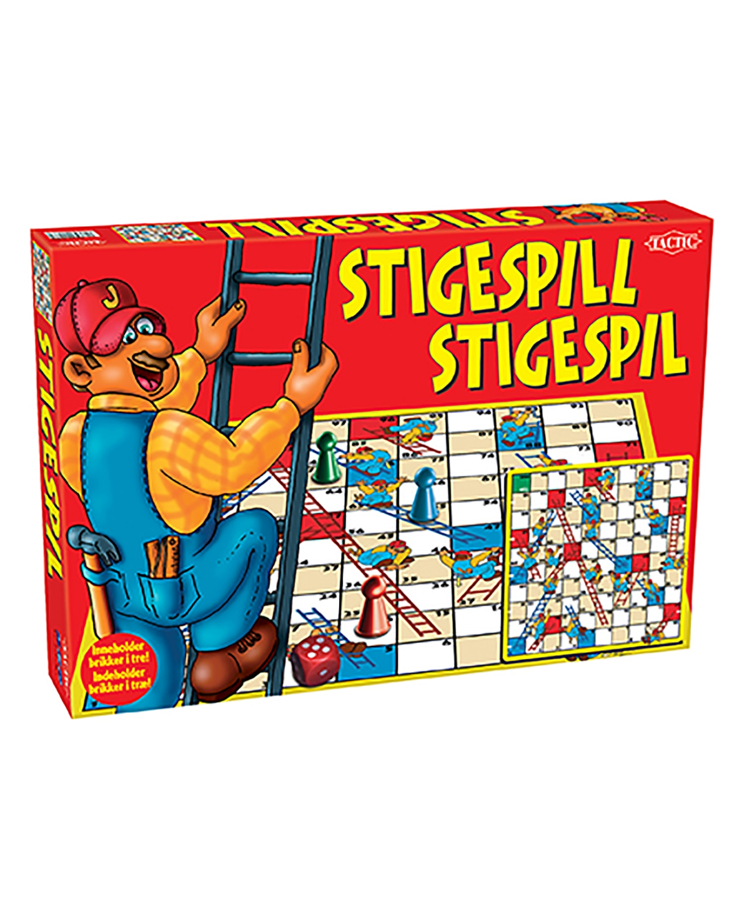 Tactic Stigespill
