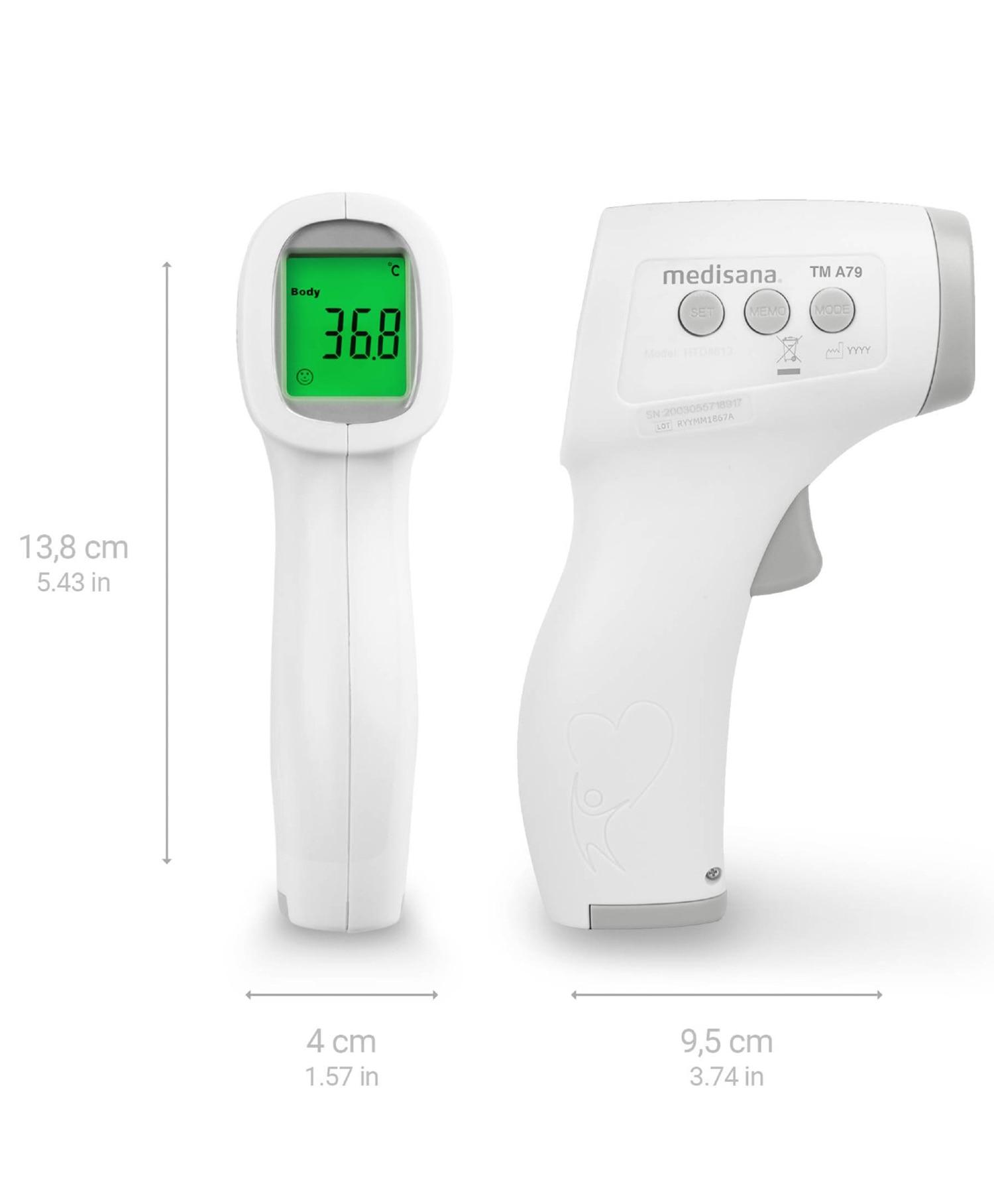 Termometer Medisana