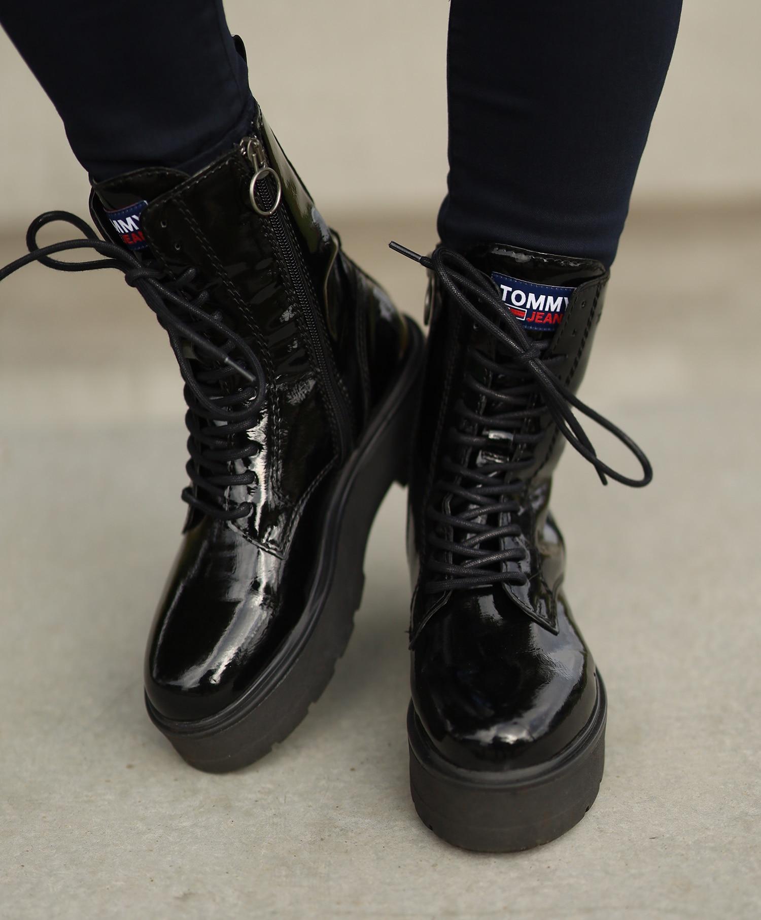 Tommy Hilfiger Flat boot