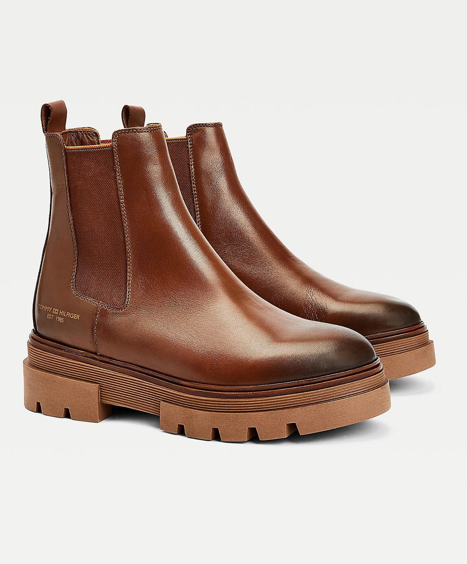 Tommy Hilfiger Mono Chelsa Boot