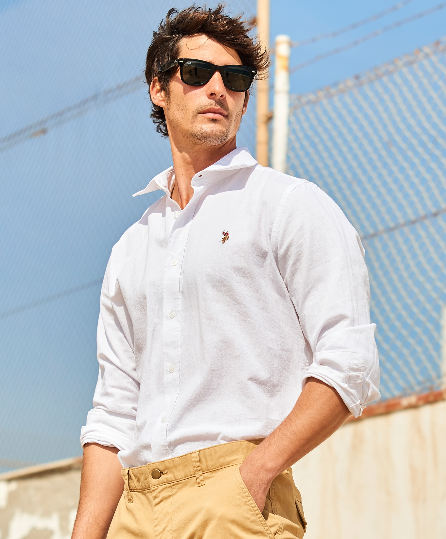 U.S Polo Bolt Shirt