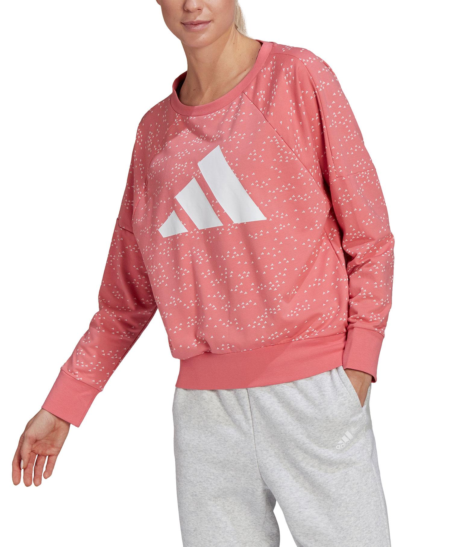 Adidas w win crew genser
