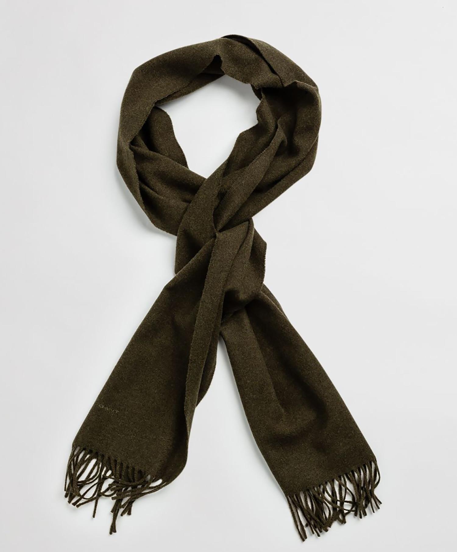 Gant Solid Wool skjerf
