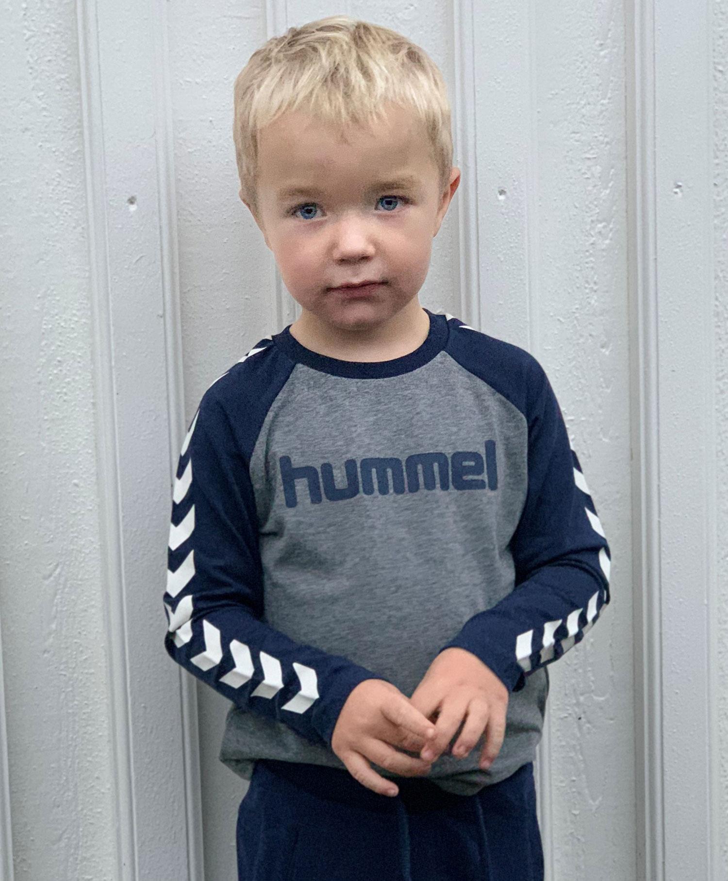 Hummel boys LS