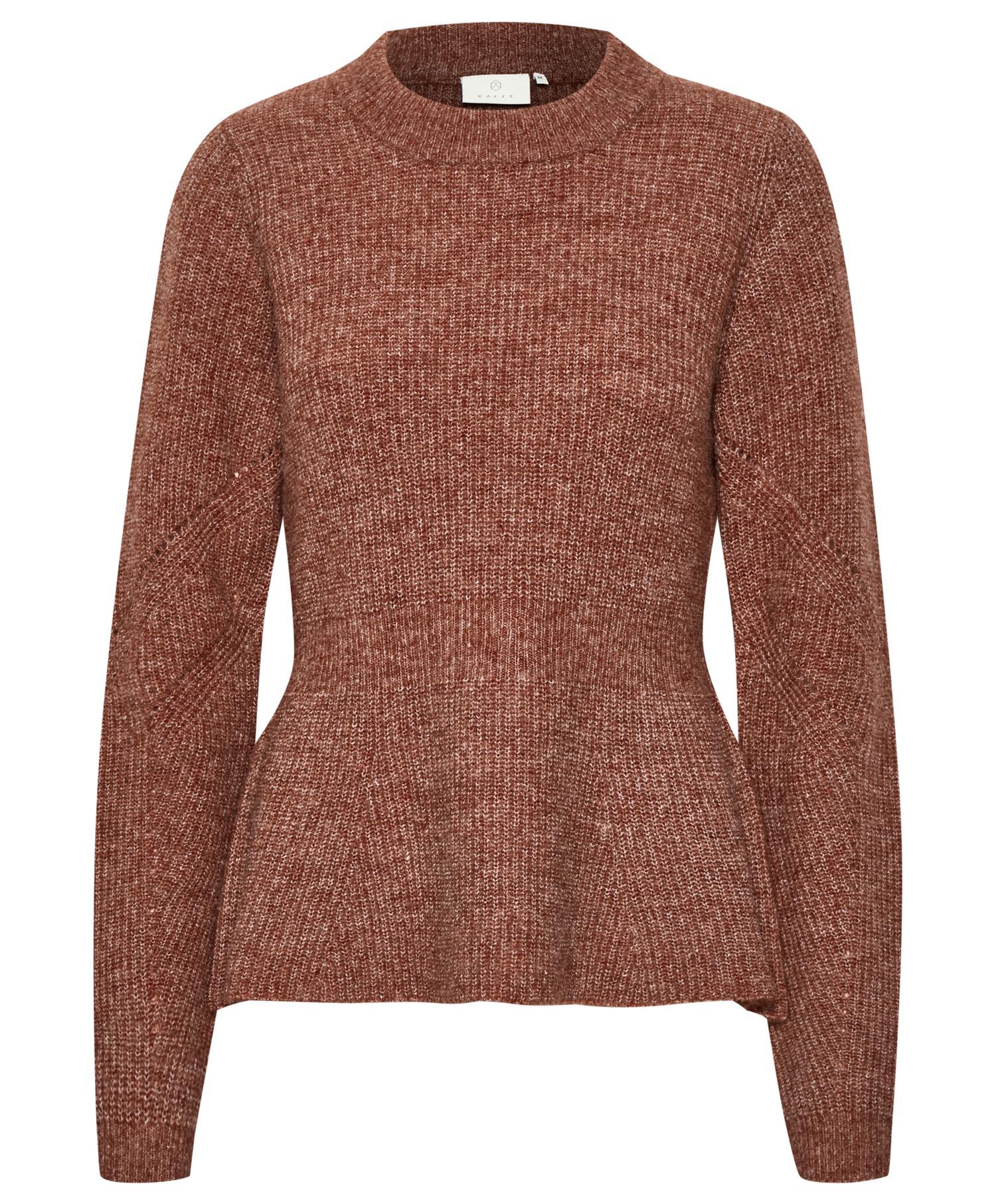 Kaffe Nitana strikket genser