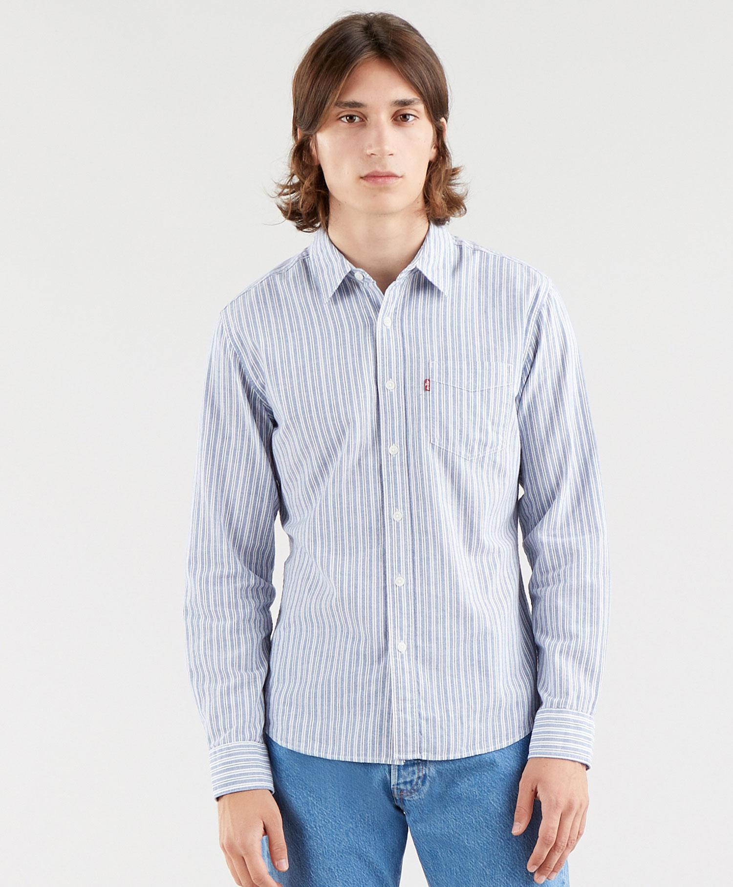 Levis slim skjorte