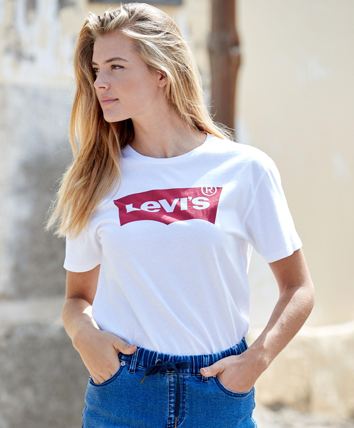 Levi's Perfect Logo tee