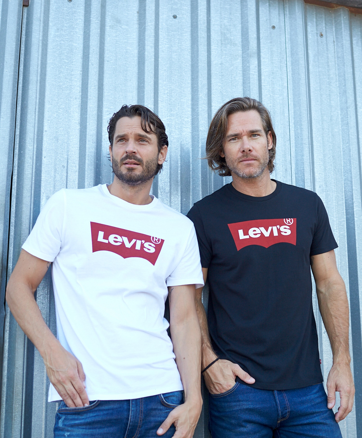 Levi's Graphic t-skjorte