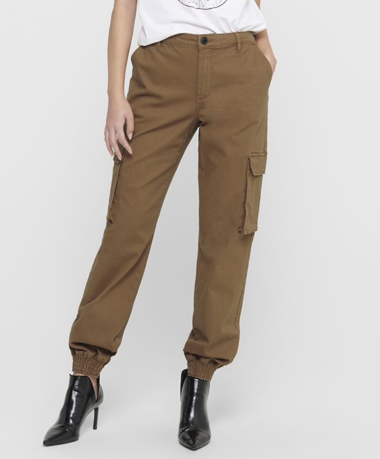Only Wmns Cargo Bukse